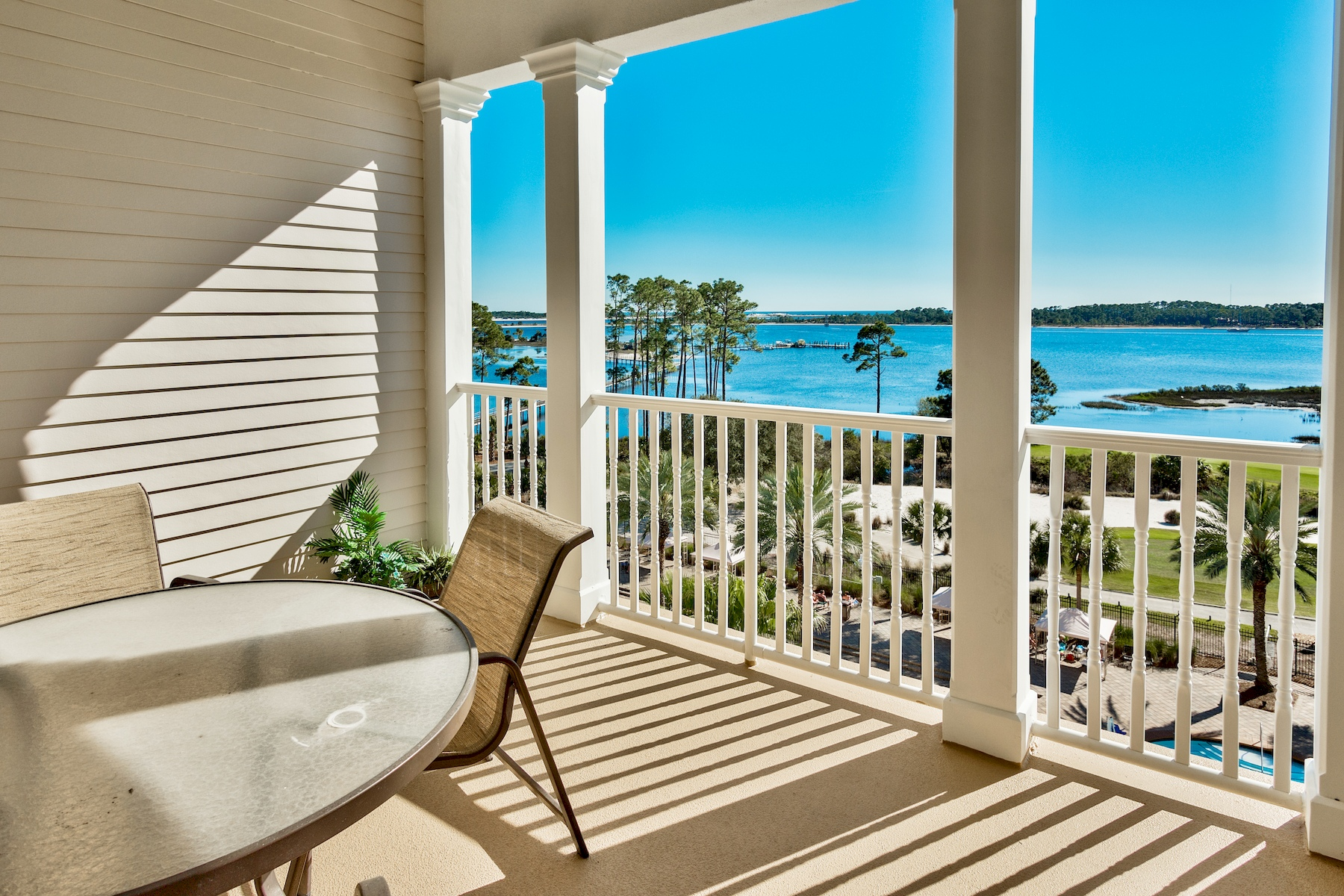 condominiums for Active at Water View Condo at Bay Point Resort 4100 Marriott Drive 605 Panama City Beach, Florida 32408 United States
