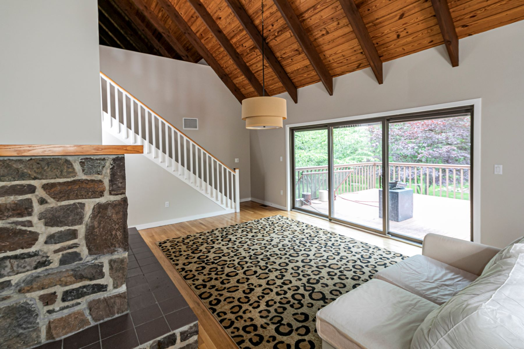 Additional photo for property listing at Like A Private Alpine Lodge 73 Elm Ridge Road, Princeton, New Jersey 08540 United States