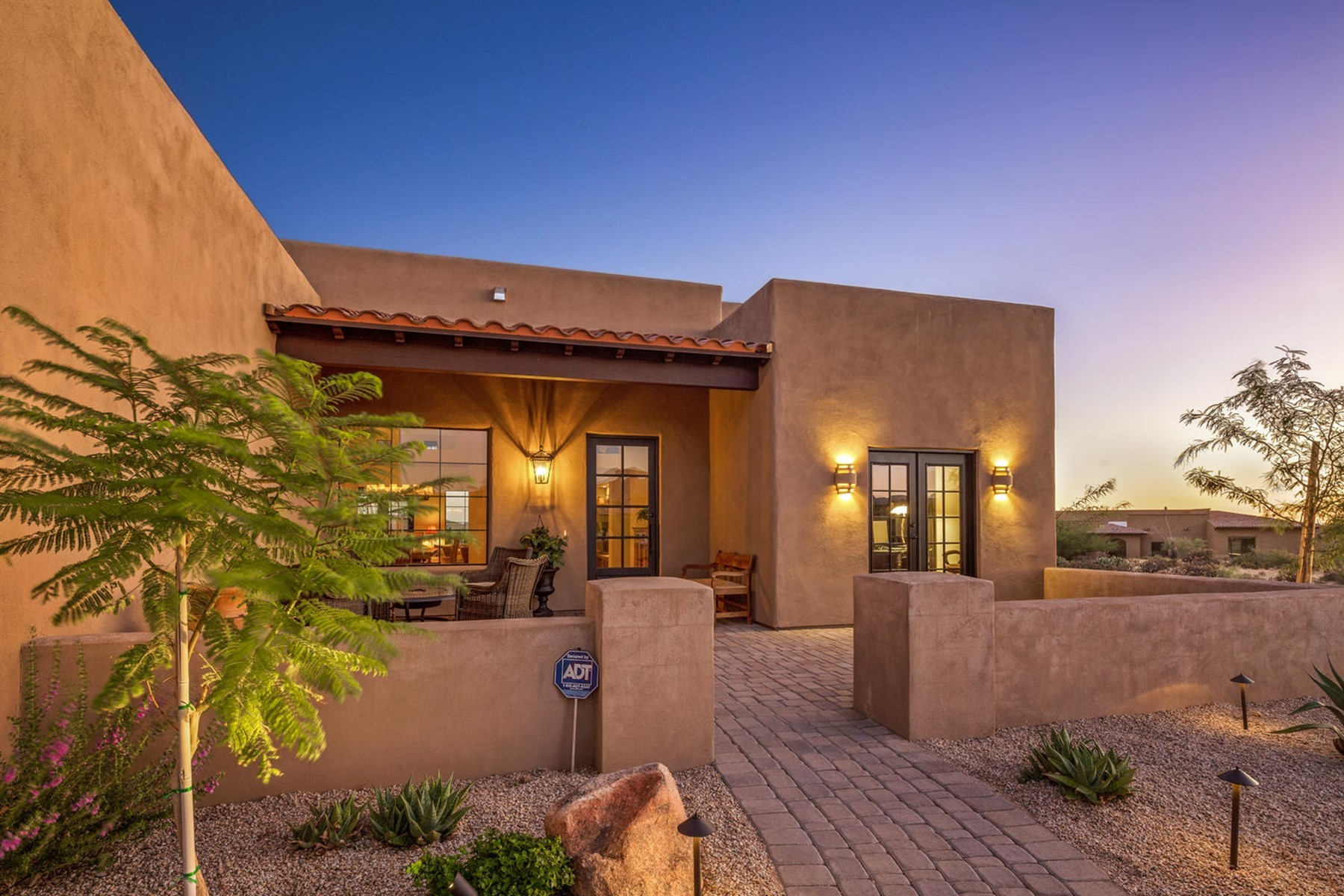 Single Family Homes for Sale at Beautiful Desert Territorial Home North Northview Lane Spokane, Washington 99208 United States