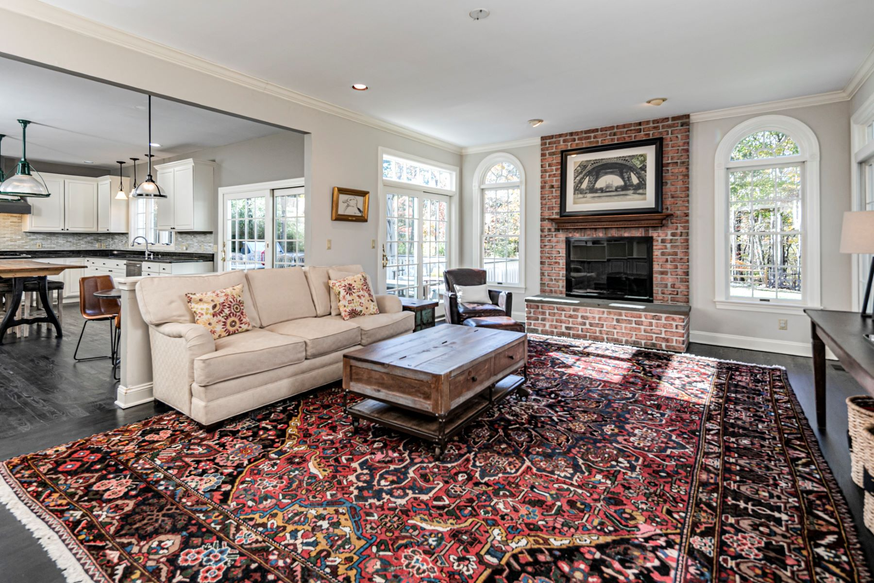 Additional photo for property listing at A Fresh Take On Luxury Living 2 Woodlawn Lane, Pennington, New Jersey 08534 United States