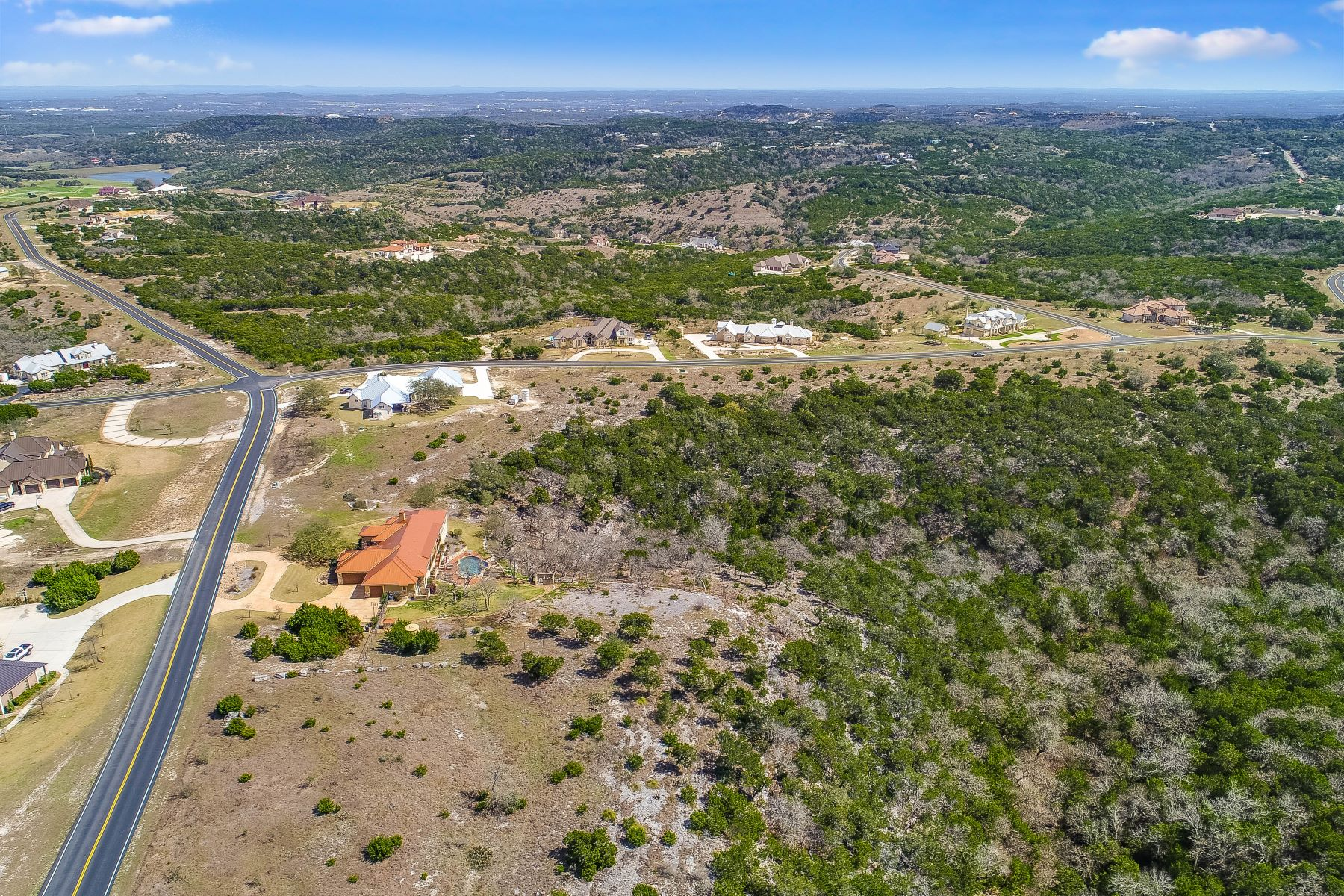 Additional photo for property listing at Panoramic Views on Hill Country Acreage Lot 47 Marquise Boerne, Texas 78006 United States