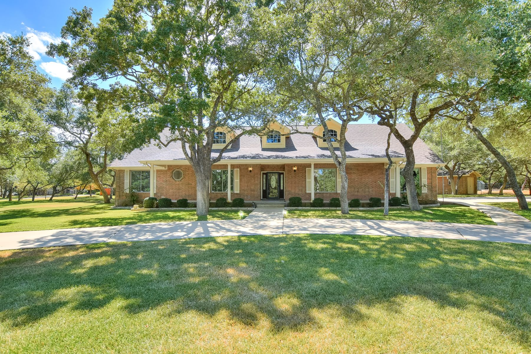 Single Family Homes 용 매매 에 121 Post Oak Lane, Driftwood, TX 78619 Driftwood, 텍사스 78619 미국