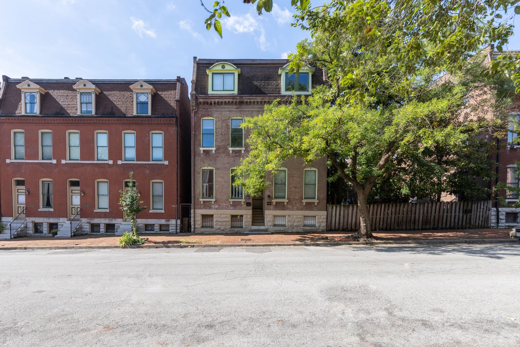 townhouses for Sale at 1004 Allen Avenue St. Louis, Missouri 63104 United States