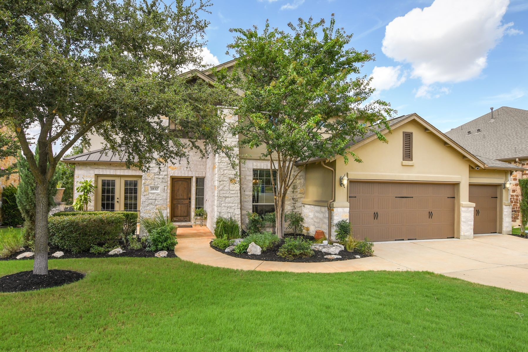 Single Family Homes for Sale at 1832 Harvest Dance Drive, Leander, TX 78641 1832 Harvest Dance Drive Leander, Texas 78641 United States