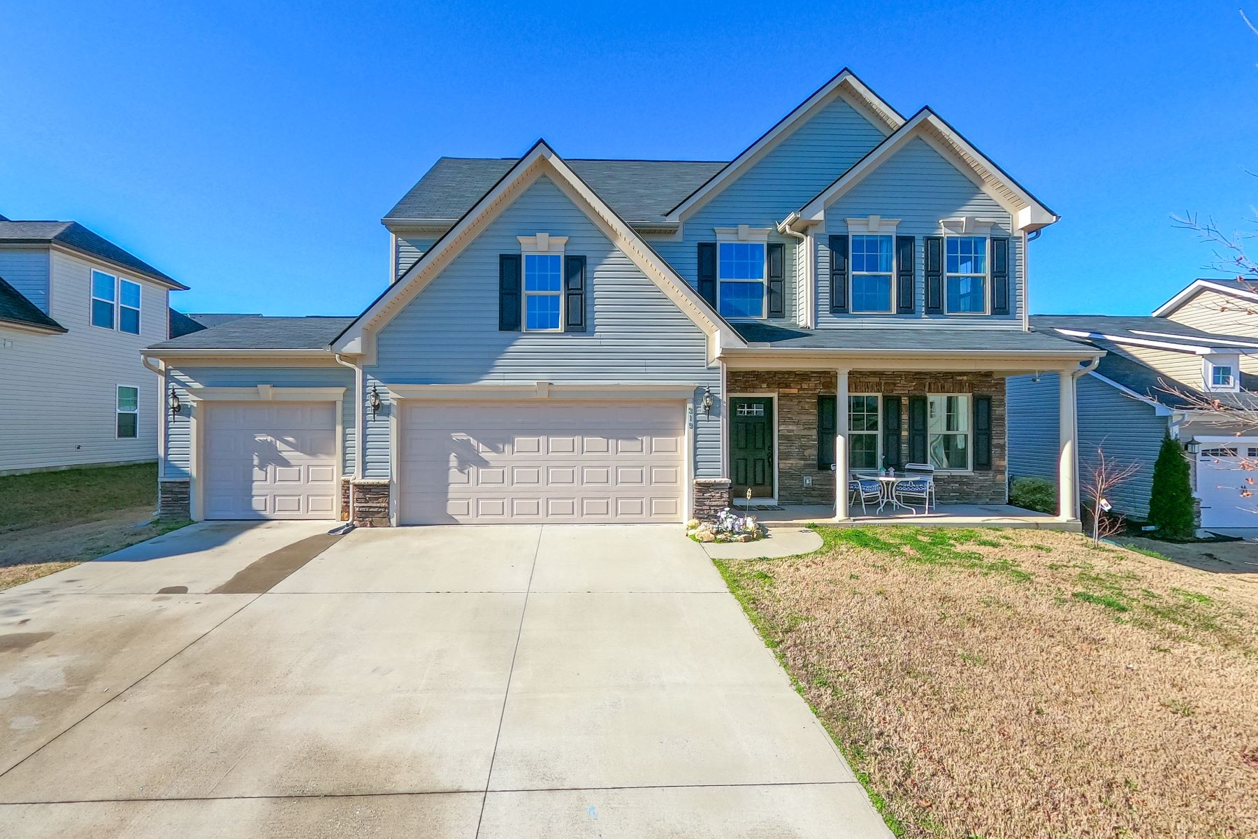 Single Family Homes for Active at 319 Kelsey Glen, Simpsonville, Sc, 29681 319 Kelsey Glen Simpsonville, South Carolina 29681 United States