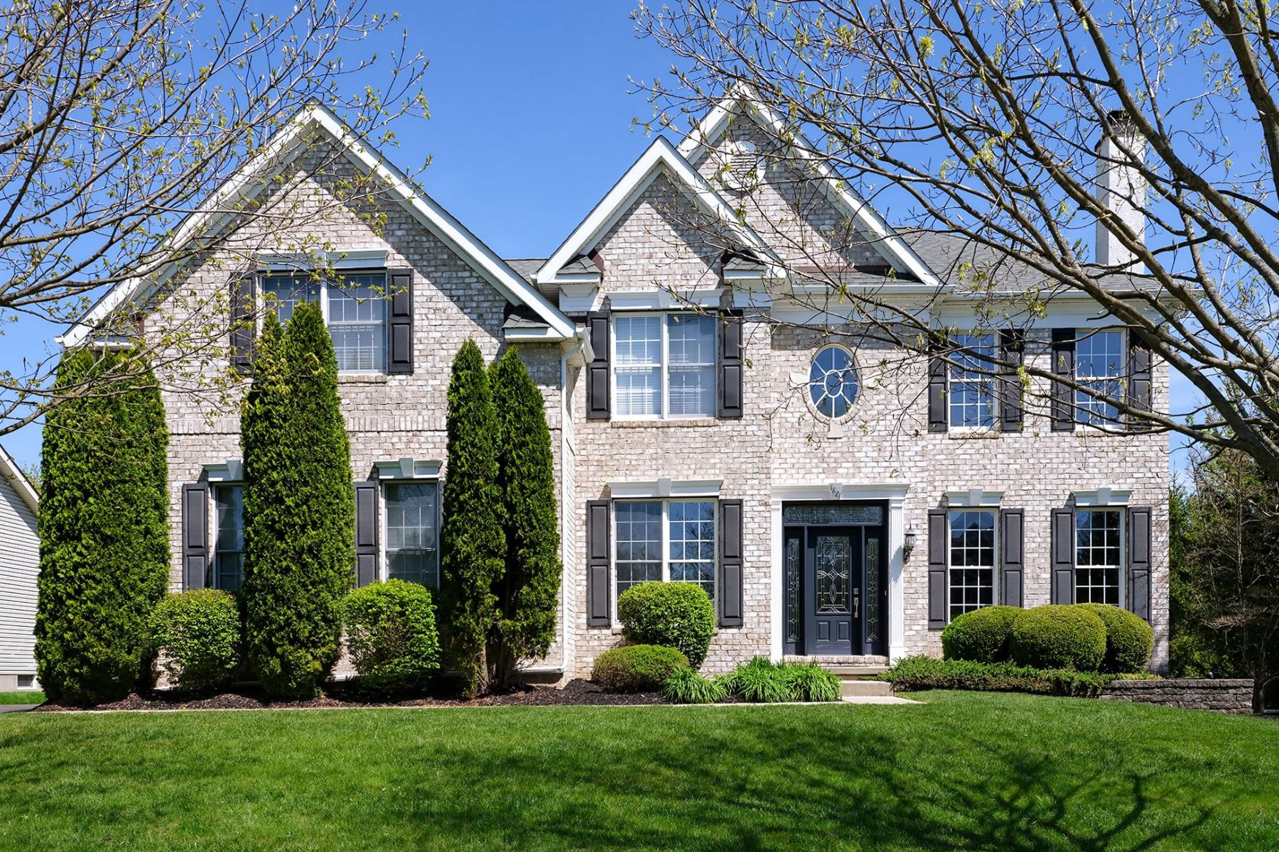 Single Family Homes for Sale at Immaculately Presented Country Club Home With A Prized 17th Hole View 1821 Augusta Drive, Jamison, Pennsylvania 18929 United States