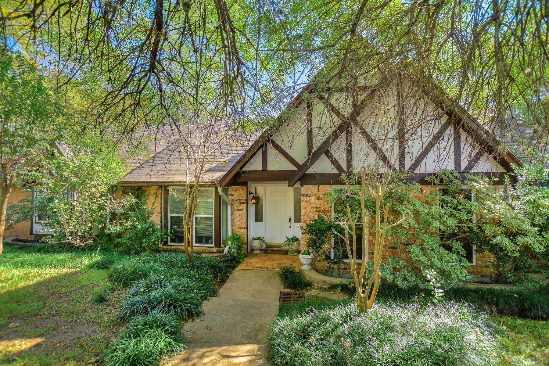 Single Family Homes pour l Vente à 5A, 6A Timberline Ridge, Rollingwood, TX 78746 Rollingwood, Texas 78746 États-Unis
