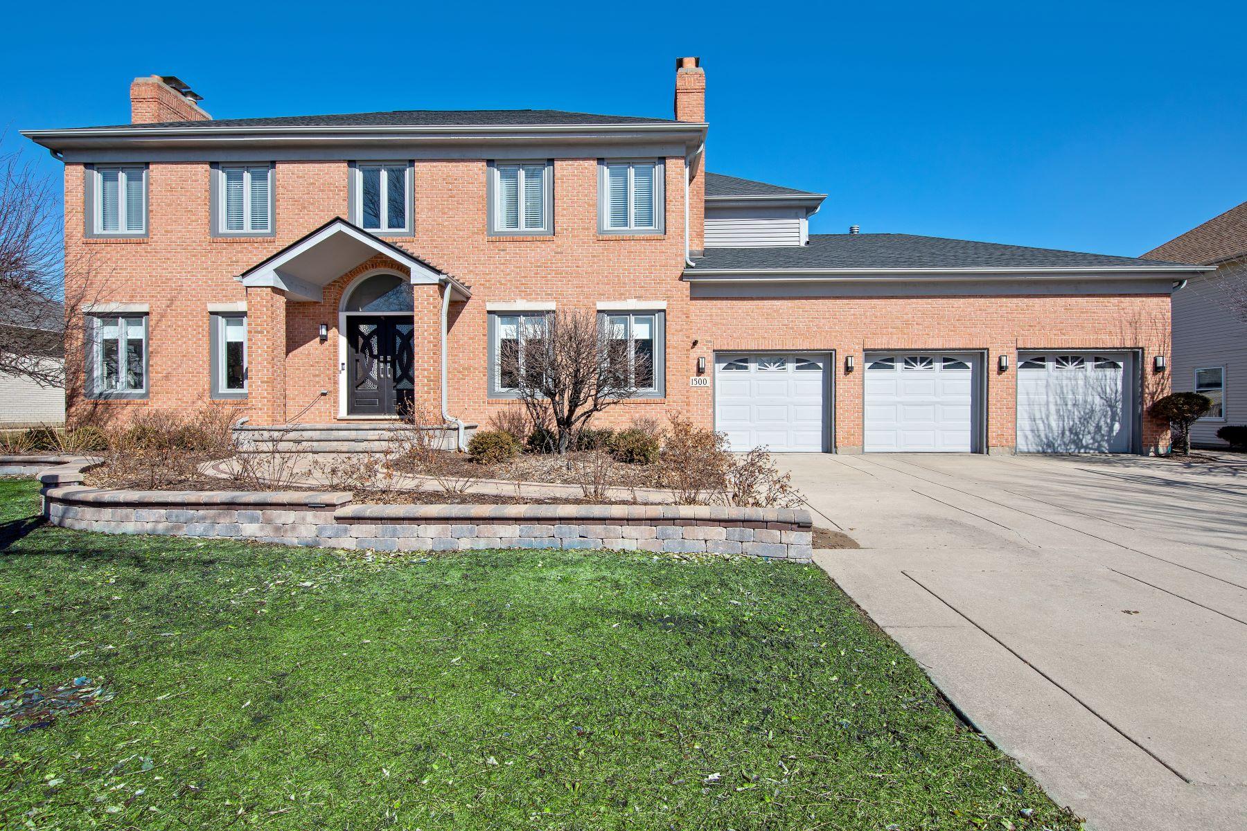 Single Family Homes για την Πώληση στο 1500 Burberry Lane, Schaumburg, IL 60173 Schaumburg, Ιλινοϊσ 60173 Ηνωμένες Πολιτείες
