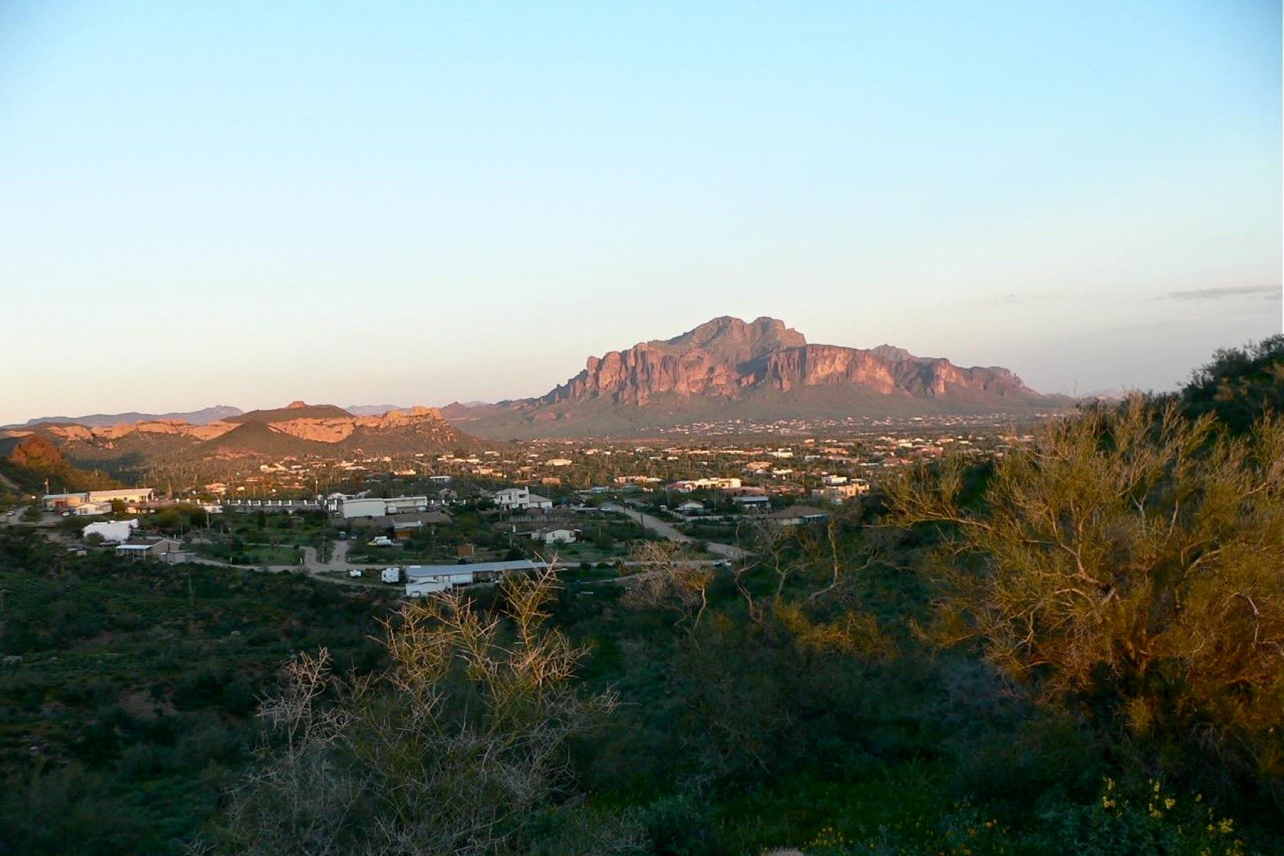 Land for Active at Pristine Desert Apache Junction Lot 493 West McDowell Boulevard Apache Junction, Arizona 85120 United States