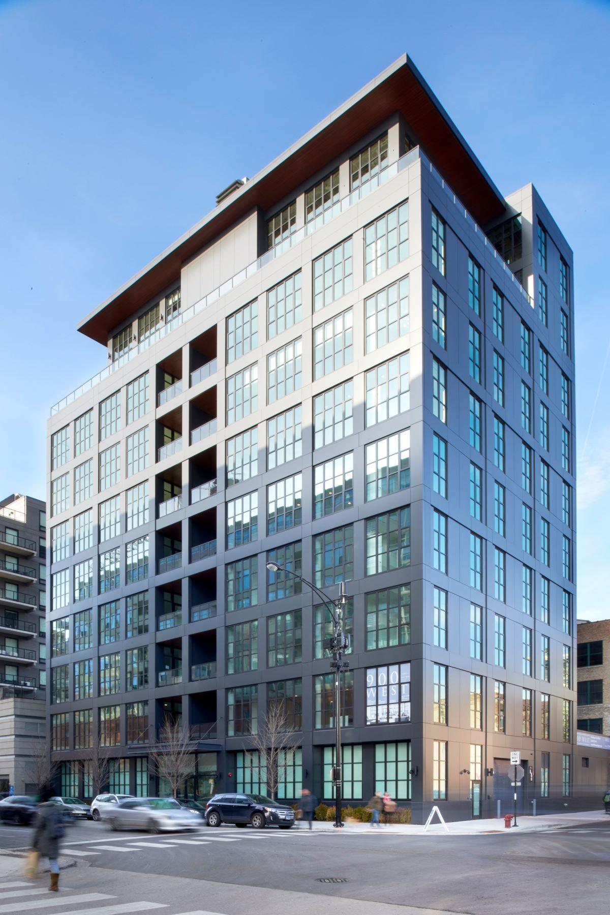 Condominiums for Active at 900 West 900 W Washington Boulevard Unit 601 Chicago, Illinois 60607 United States