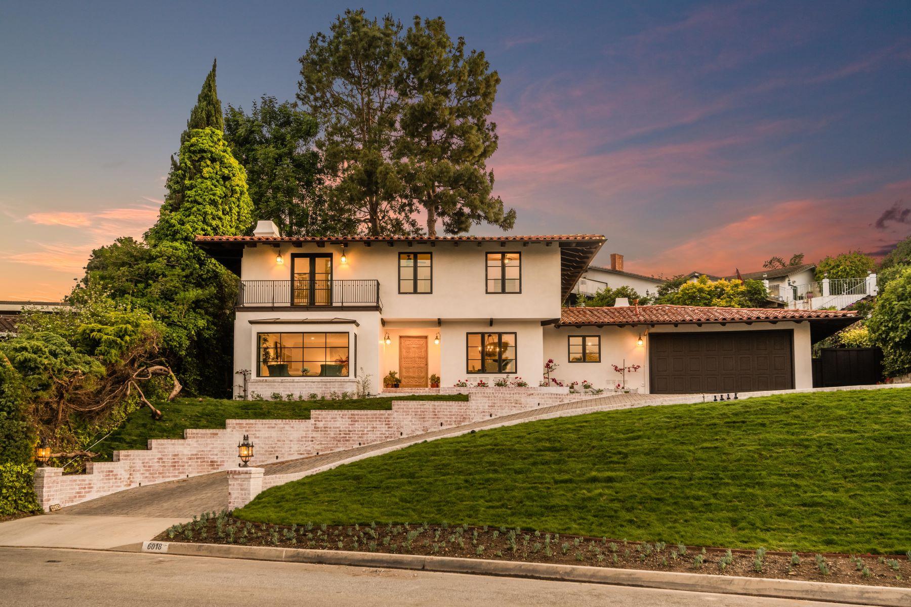 Single Family Homes for Active at 6018 Vía Sonoma, Rancho Palos Verdes, CA 90275 6018 Vía Sonoma Rancho Palos Verdes, California 90275 United States