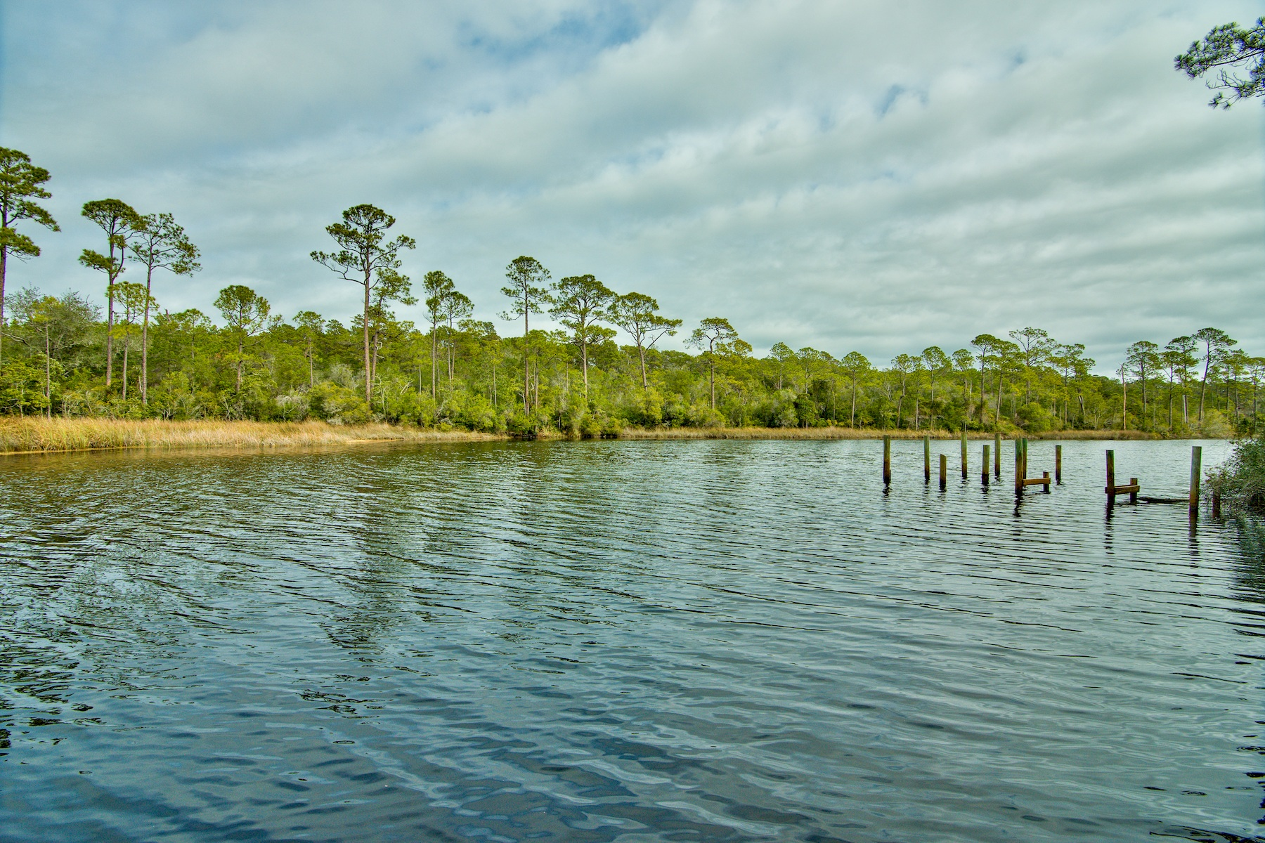 Land for Active at Building Opportunity on the Water of a Rare Coastal Dune Lake Lot 26 North Walton Lakeshore Drive Panama City, Florida 32413 United States