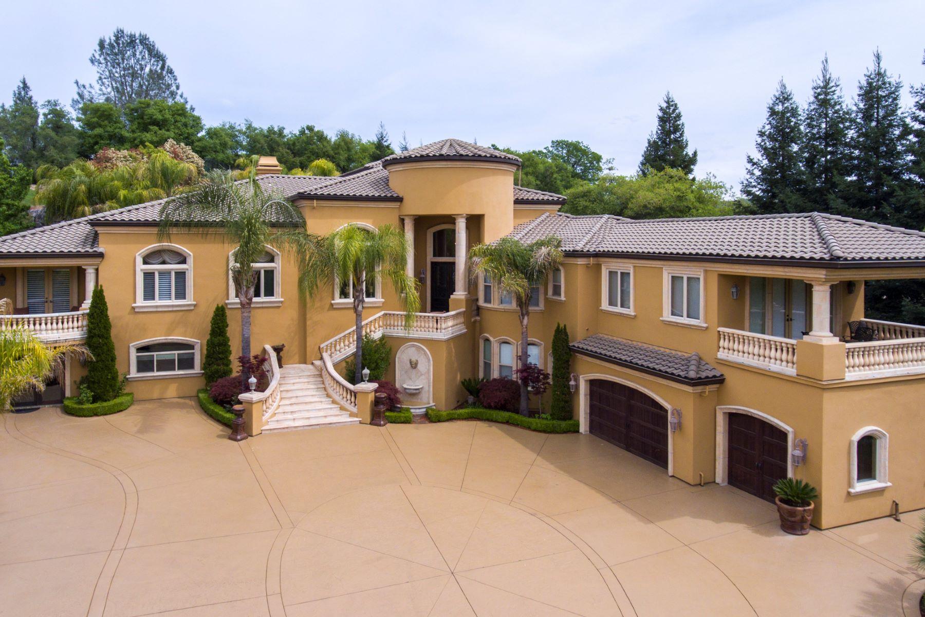 Single Family Homes for Sale at 6005 Vía Alicante, Granite Bay, CA 95746 6005 Vía Alicante Granite Bay, California 95746 United States