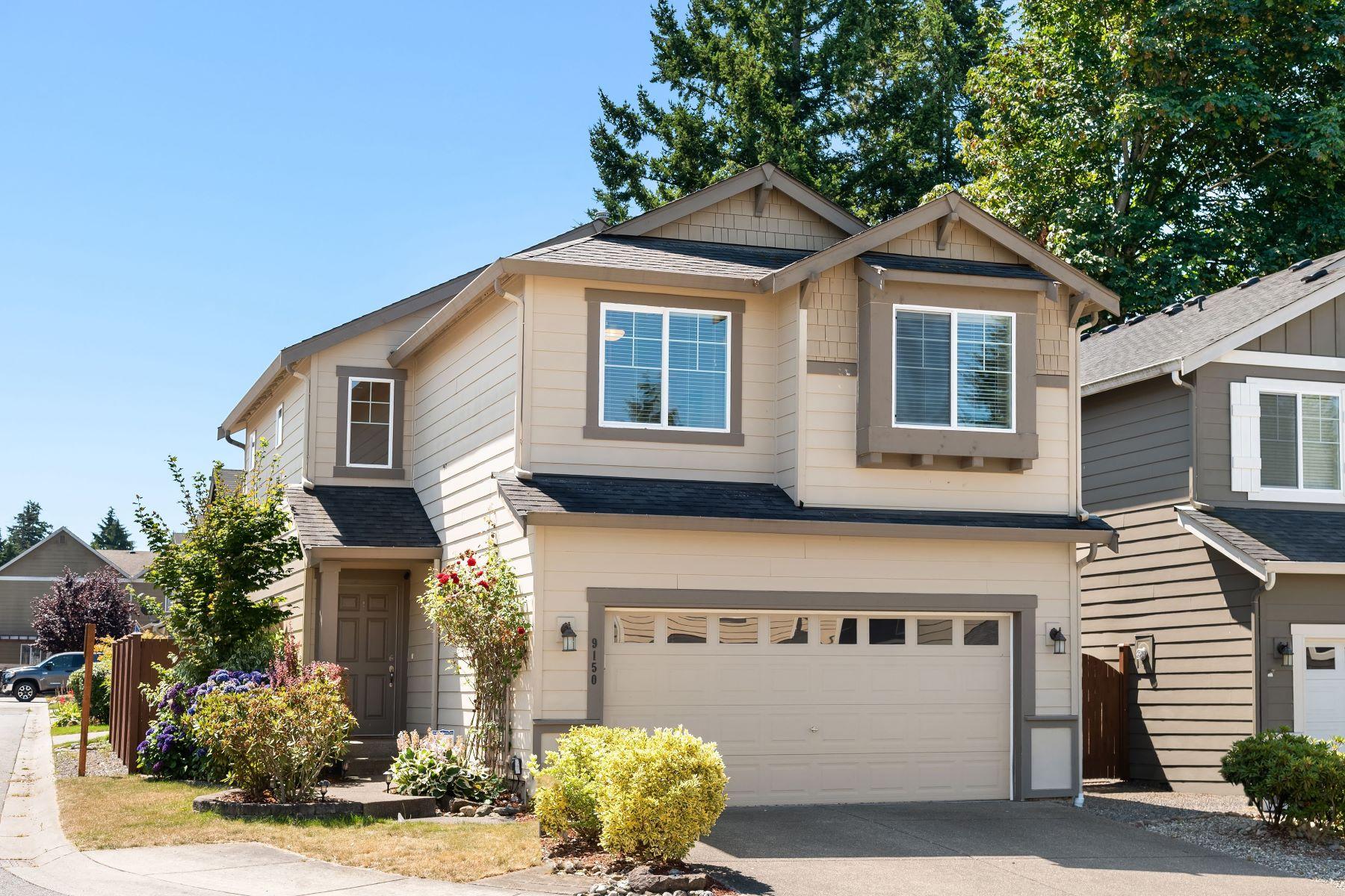 Single Family Homes for Sale at 9150 1st St SE, Lake Stevens, WA 98258 9150 1st St SE Lake Stevens, Washington 98258 United States