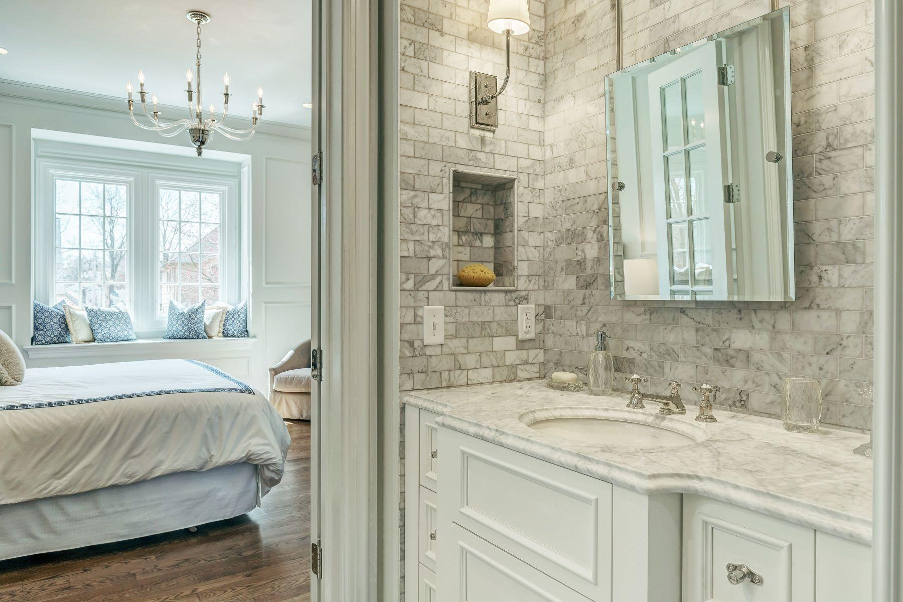 Additional photo for property listing at New Tudor Home 7395 Stratford Avenue University City, Missouri 63130 United States