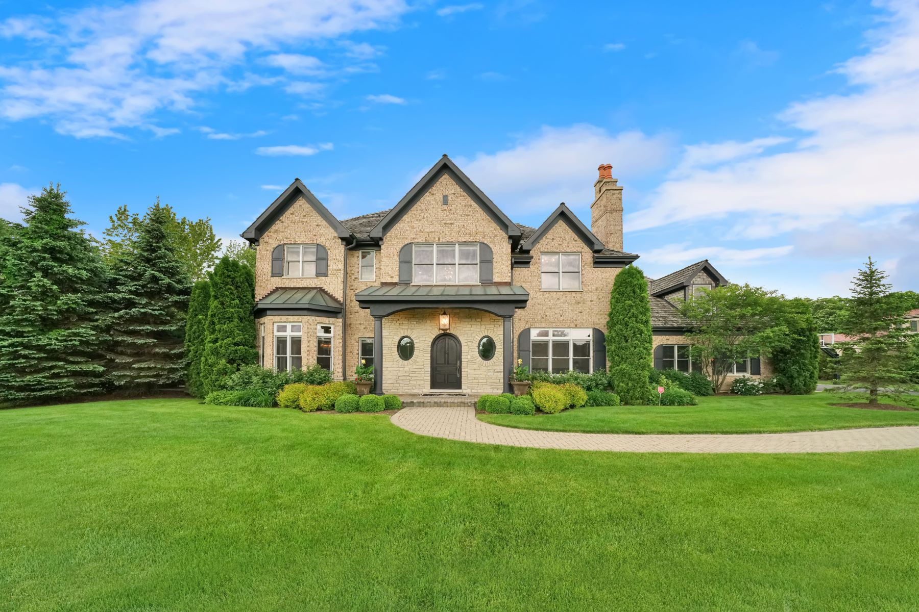 Single Family Homes voor Verkoop op Sophisticated Lake Forest Property 950 Gage Lane, Lake Forest, Illinois 60045 Verenigde Staten