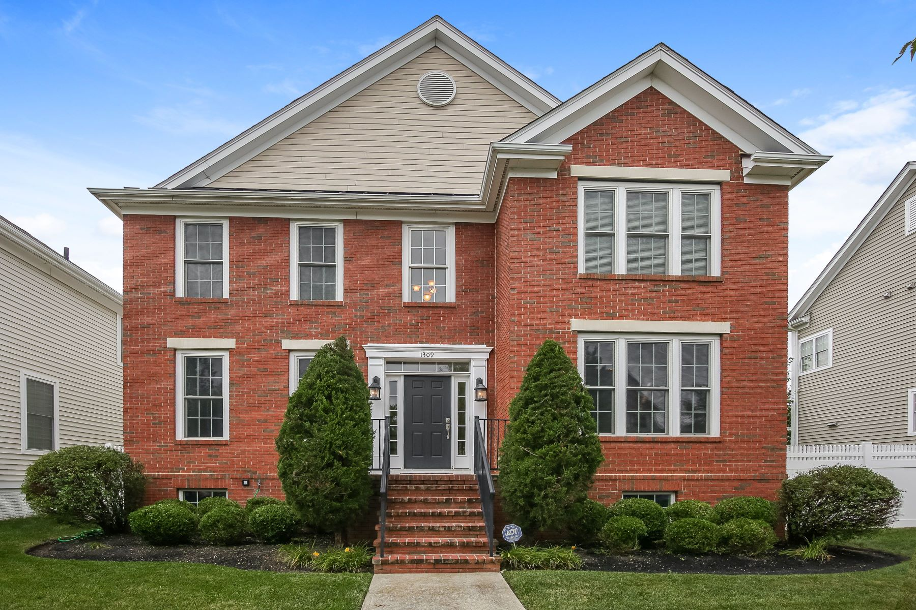 Single Family Homes for Active at Robbinsville Sophisticate Is Pure Bliss 1309 Park Street Robbinsville, New Jersey 08691 United States