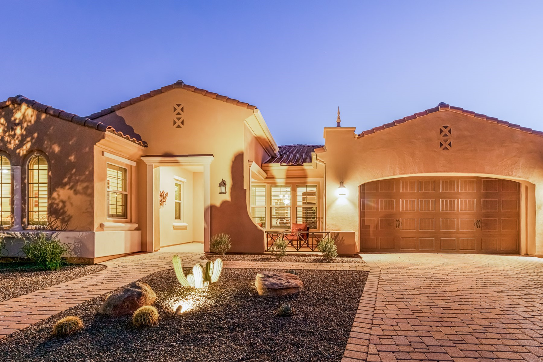 Single Family Homes for Sale at Victory at Verrado 4874 North Grandview Drive Buckeye, Arizona 85396 United States