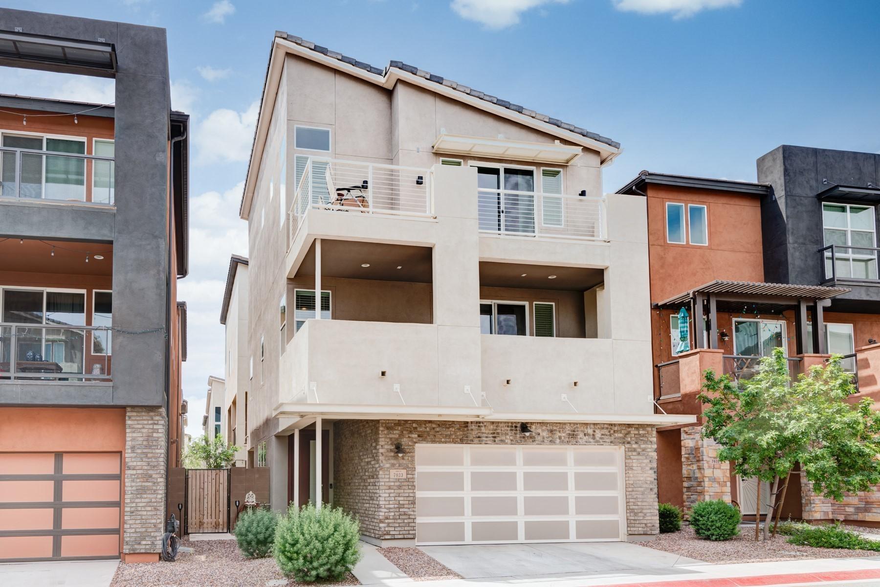 Single Family Homes για την Πώληση στο Rhythm 7033 W CORONA DR, Chandler, Αριζονα 85226 Ηνωμένες Πολιτείες