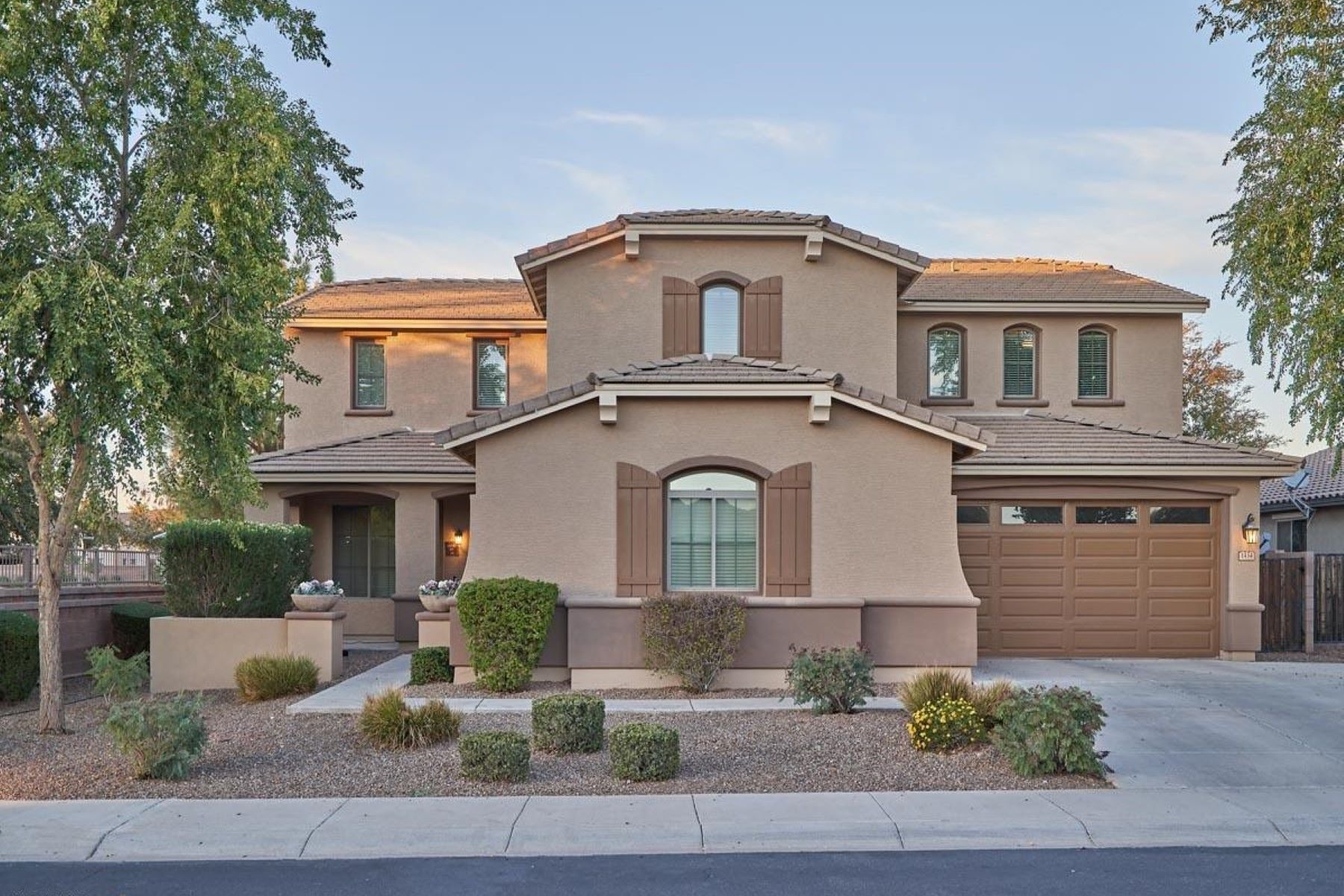 Single Family Homes for Active at Geneva Estates 1434 East Tonto Drive Chandler, Arizona 85249 United States