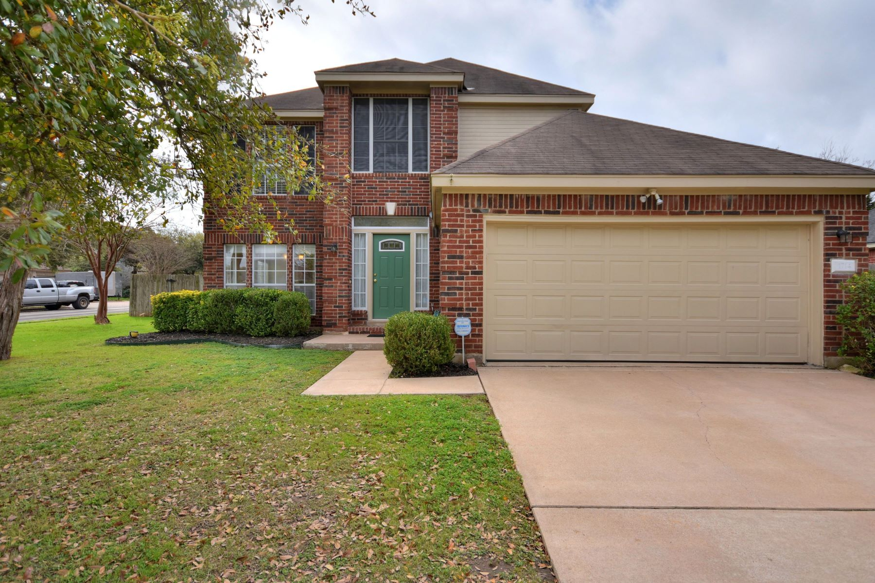 Single Family Homes for Sale at 1714 Greening Way, Leander, TX 78641 1714 Greening Way Leander, Texas 78641 United States