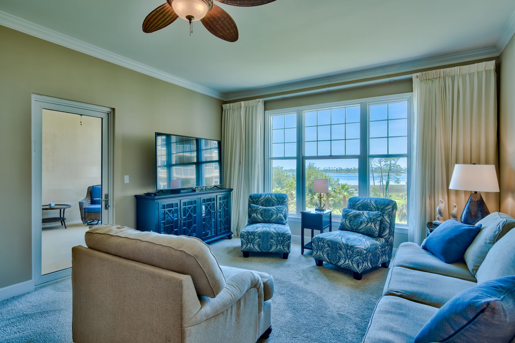 Condominiums for Sale at Bay Front Condo in Luxurious Resort Style Setting 4100 Marriott Drive 411, Panama City Beach, Florida 32408 United States