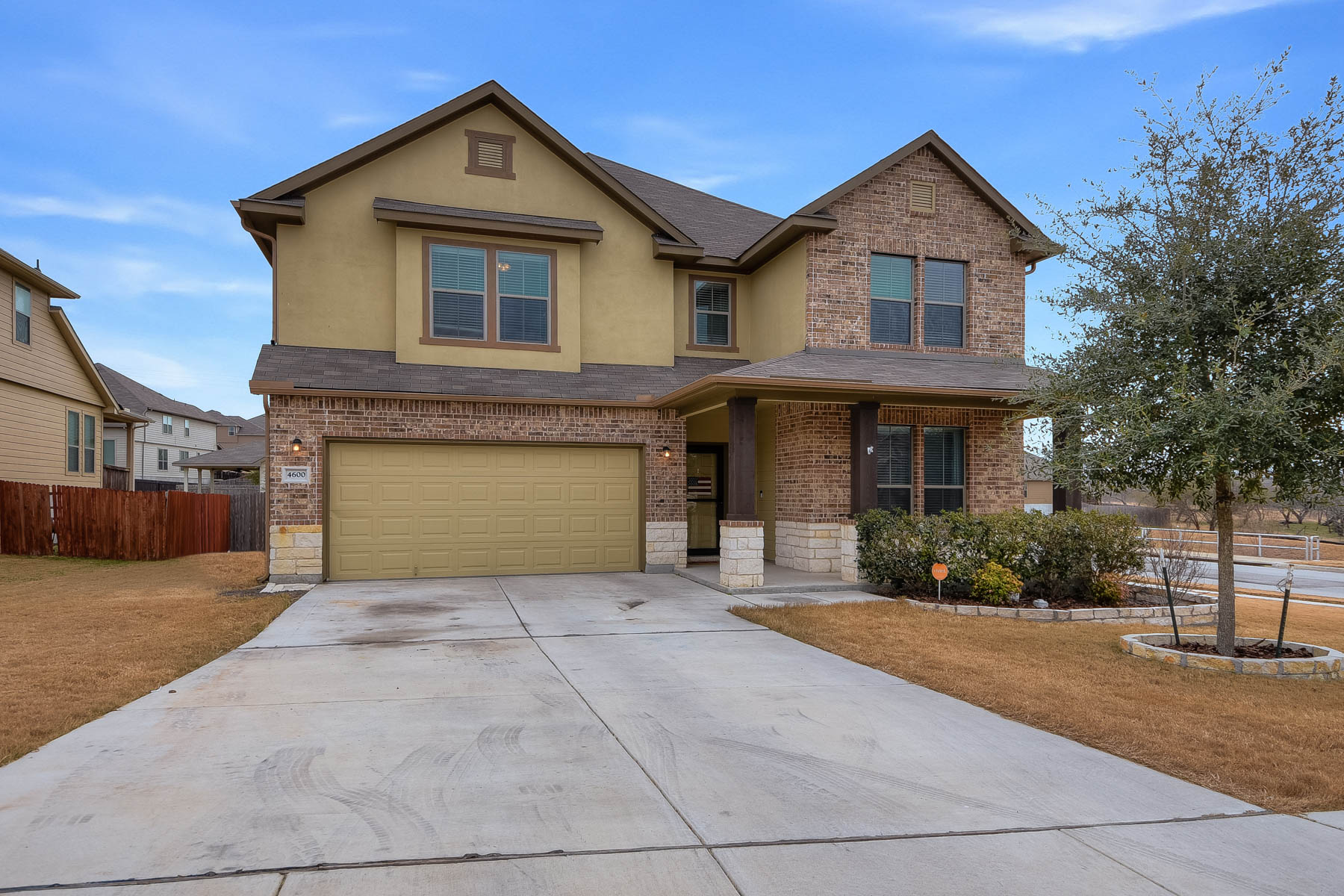 Single Family Home for Sale at Elegant and Well-Maintained Home 4600 Starwood Street Schertz, Texas 78154 United States