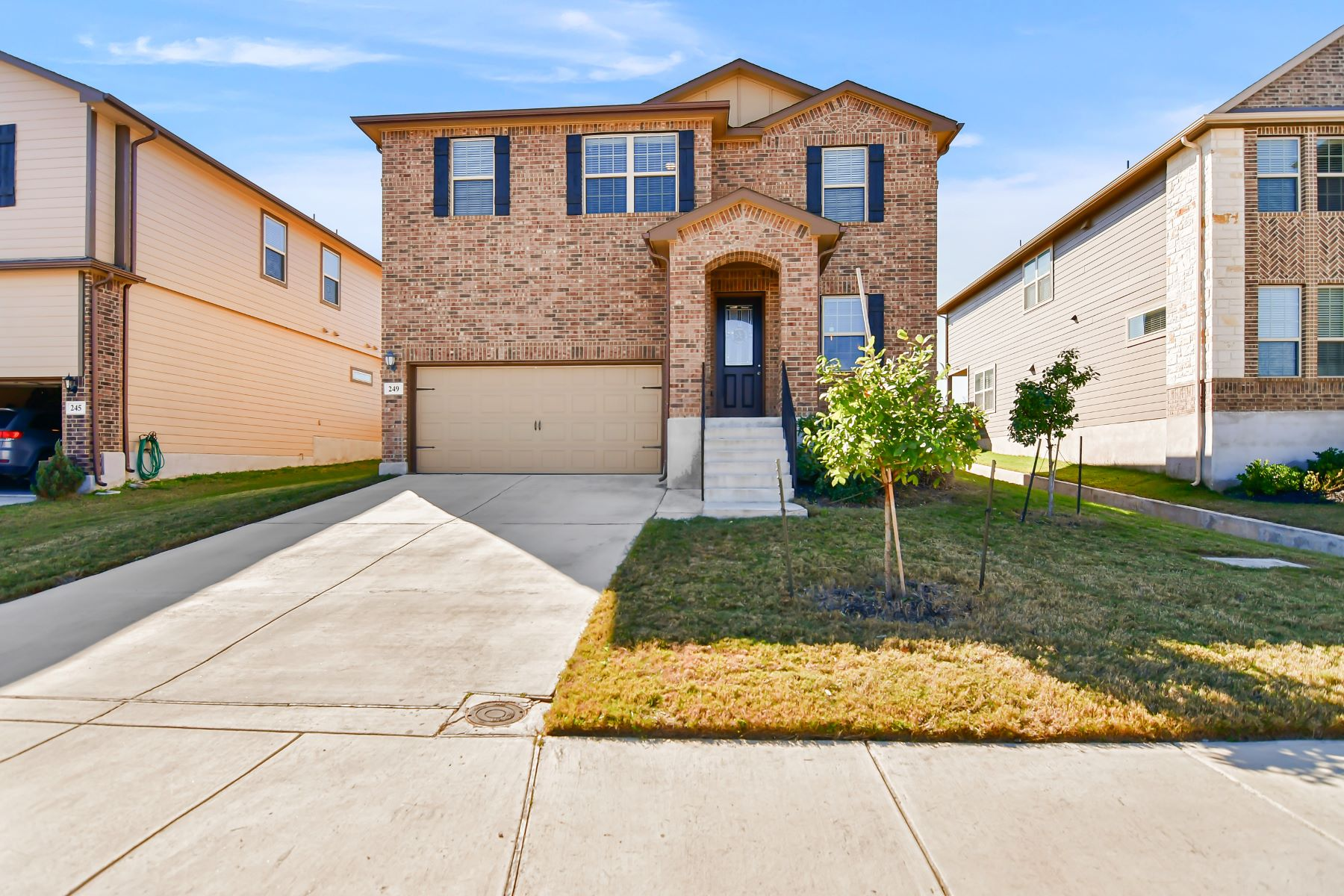 Single Family Homes for Active at Immaculate Two Story in Cibolo Vista 249 Prairie Vista Cibolo, Texas 78108 United States