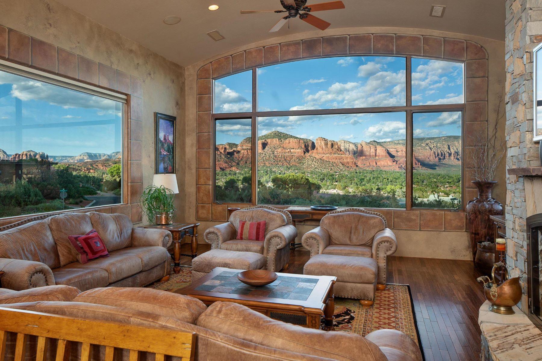 Single Family Homes for Active at Sedona Golf Resort 140 Crystal Sky Drive Sedona, Arizona 86351 United States