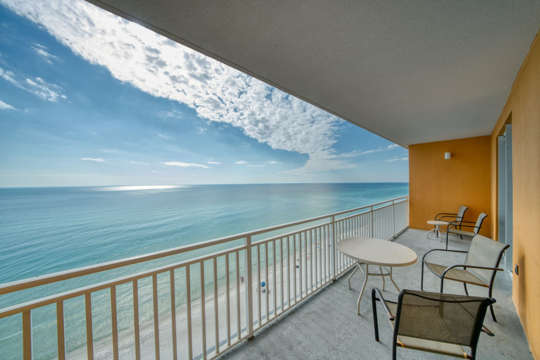 Condominiums for Sale at Fully Furnished Gulf-Front Condo with Onsite Water Park 17739 Front Beach Road 903W Panama City Beach, Florida 32413 United States
