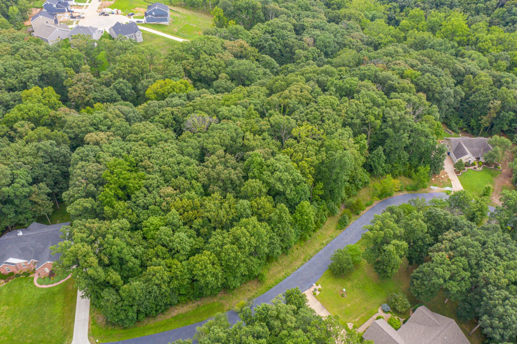 Land for Sale at Breathtaking Wooded 3 Acre Lot 305 Walnut Forest Drive O Fallon, Missouri 63366 United States
