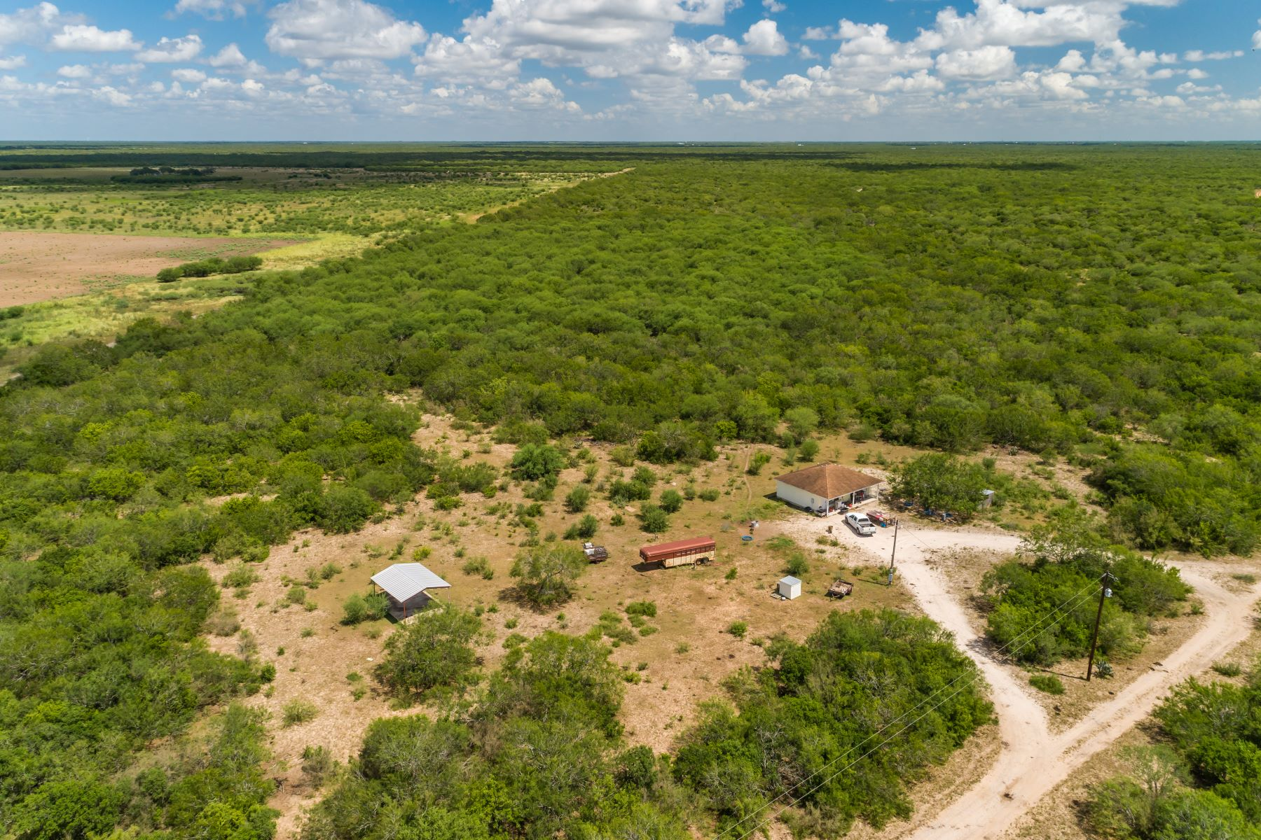 Farm / Ranch / Plantation for Sale at El Rancho Grande in Jim Wells County 1753 FM 735 Alice, Texas 78332 United States