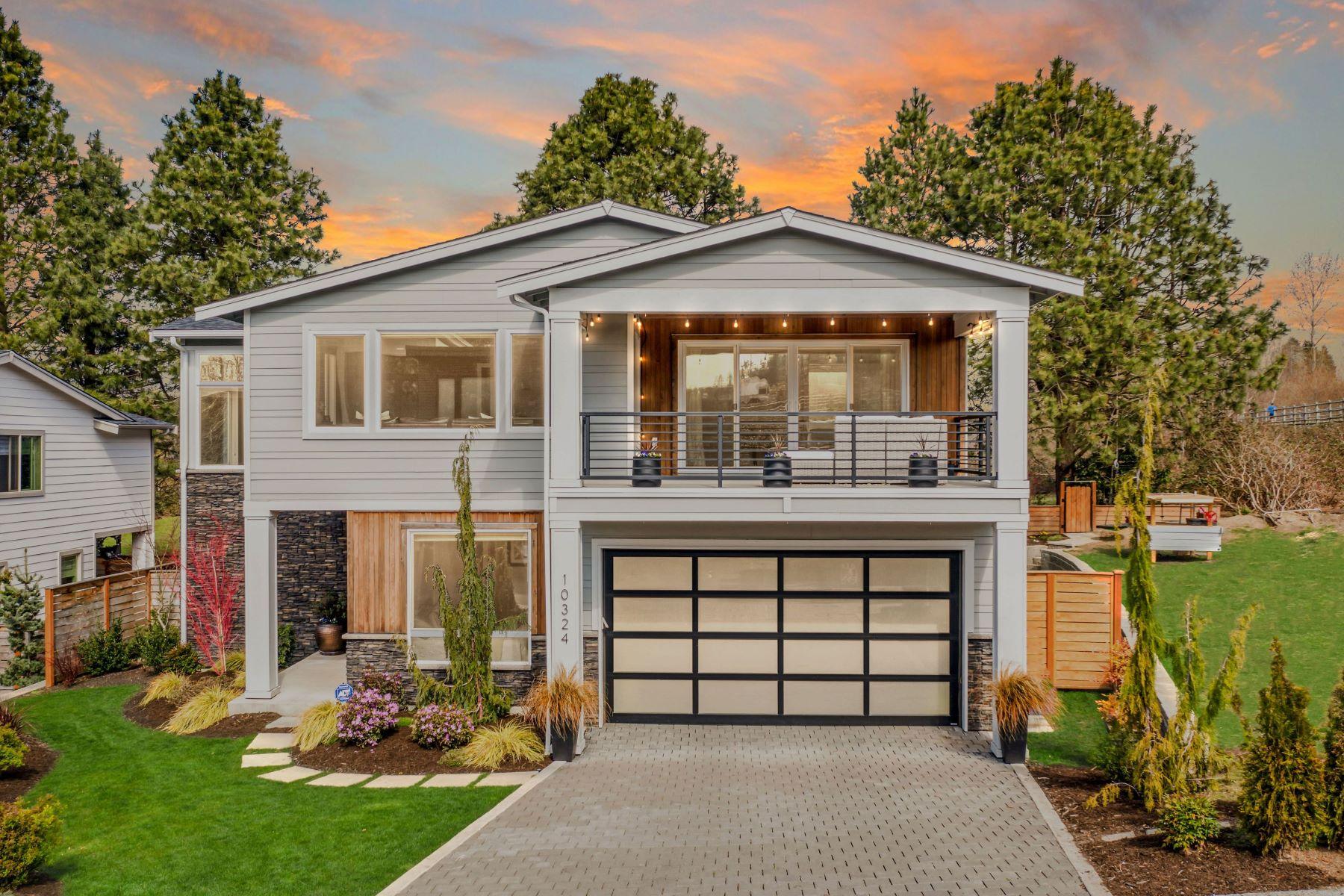 Single Family Homes 為 出售 在 10324 NE 65th Wy, Kirkland, WA 98033 Kirkland, 華盛頓州 98033 美國