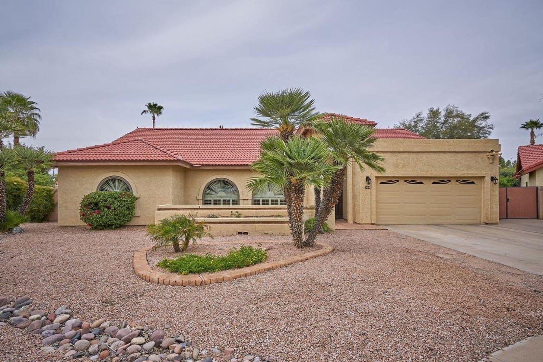 Single Family Homes 용 매매 에 Corona Village 1414 N ALDER DR, Chandler, 아리조나 85226 미국
