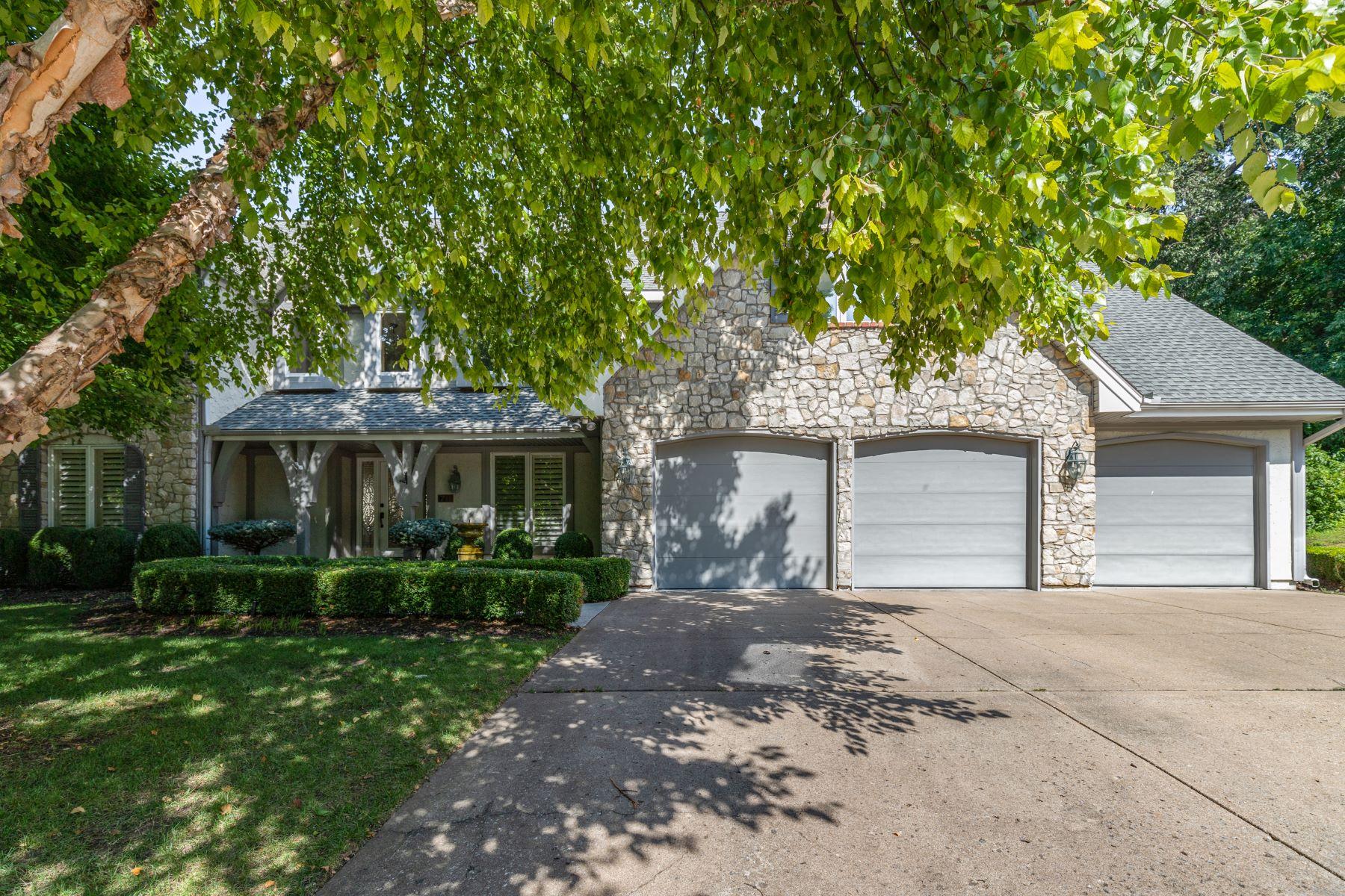 Single Family Homes for Sale at Claymont Estates 711 White Oak Lane Kansas City, Missouri 64116 United States