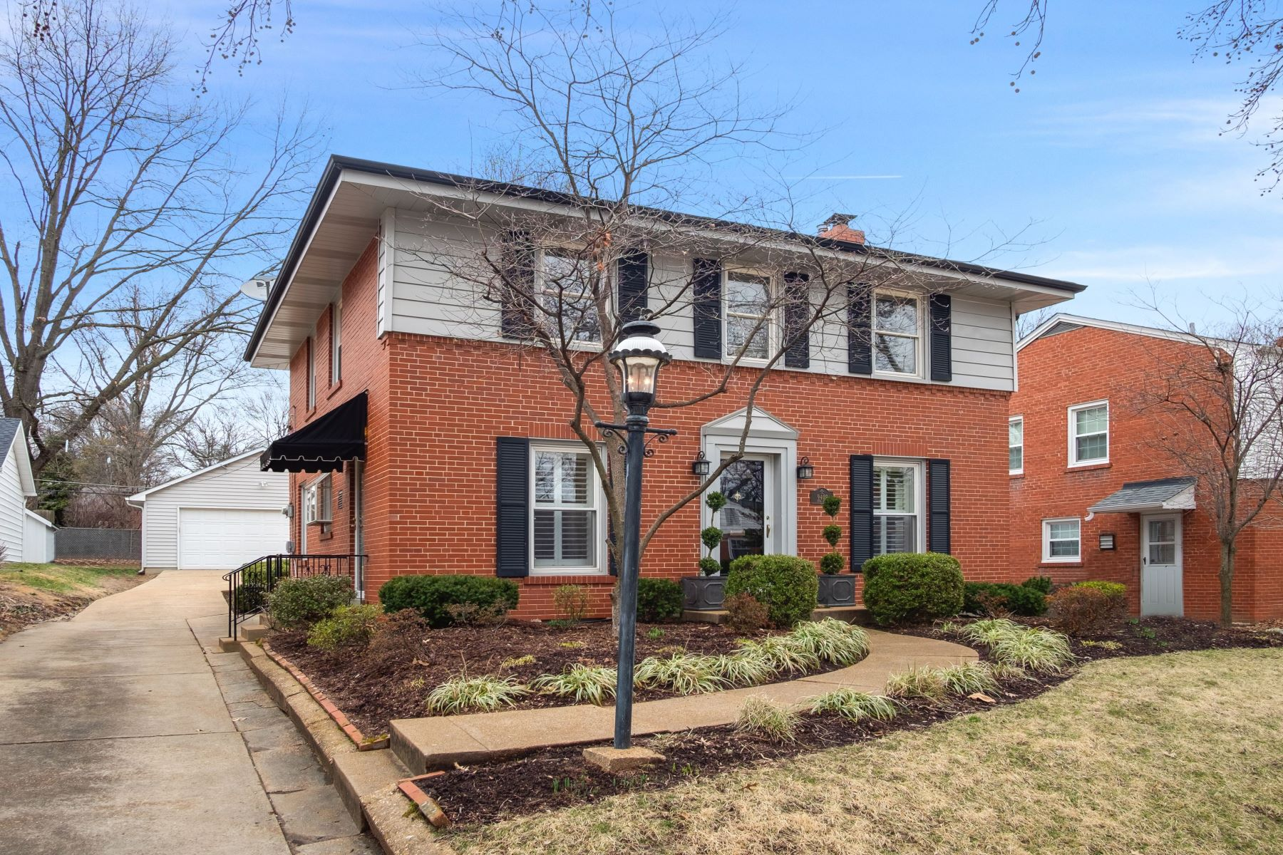 Single Family Homes for Sale at Brentwood Charm! 9409 Pine Avenue Brentwood, Missouri 63144 United States