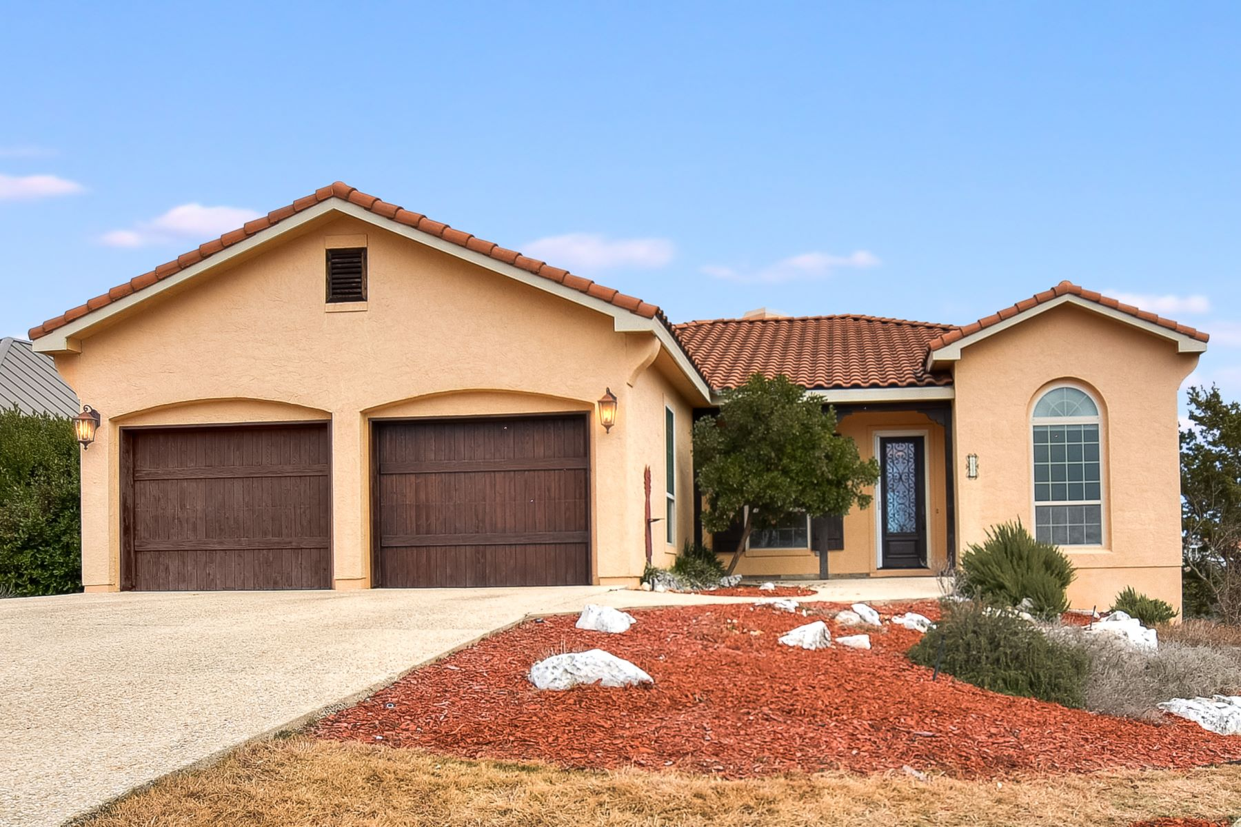 Single Family Home for Sale at Home in Gated Community 425 Preston Trail Boerne, Texas 78006 United States
