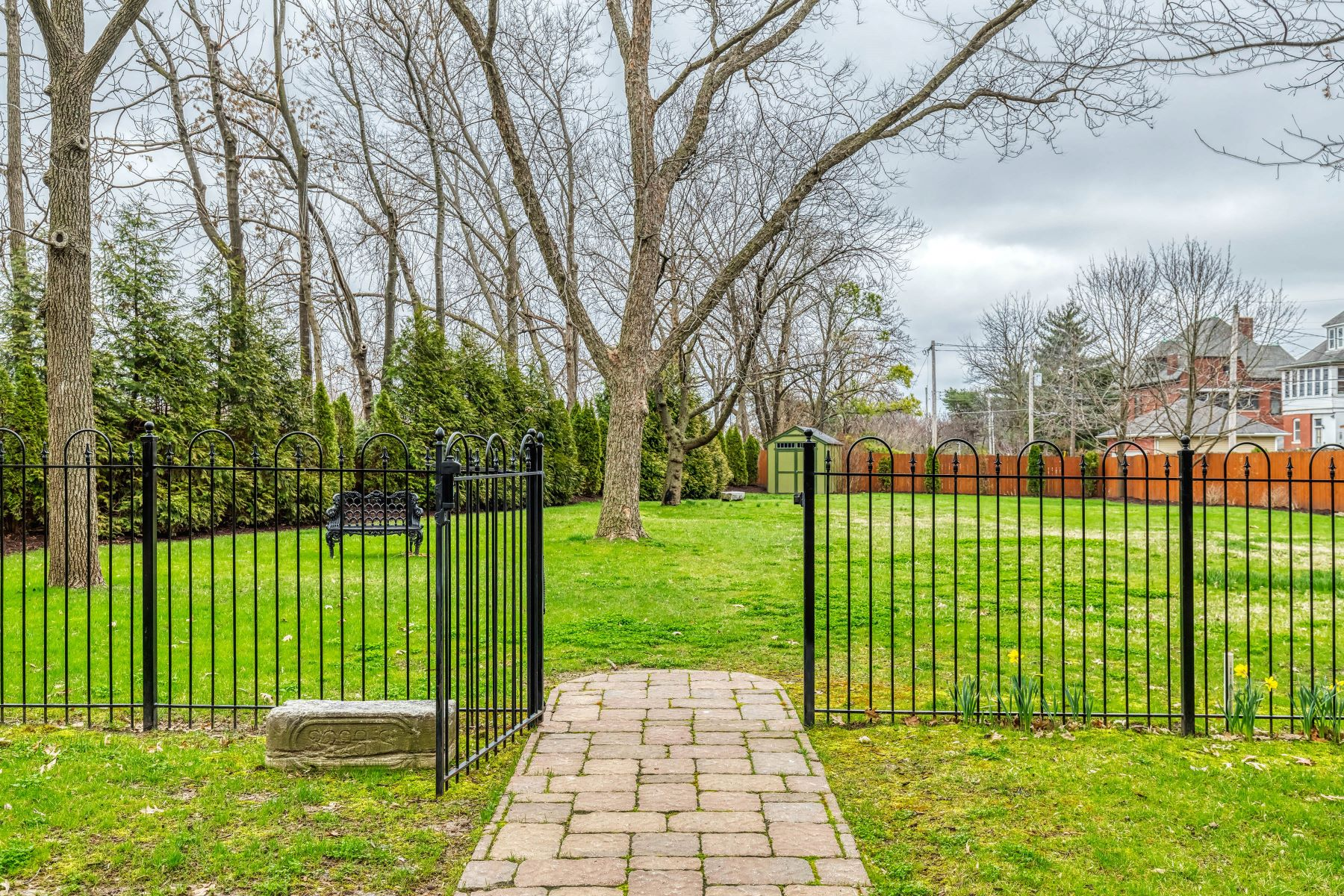 Land for Sale at Fenced and Landscaped Lot 3228 Copelin Avenue St. Louis, Missouri 63104 United States