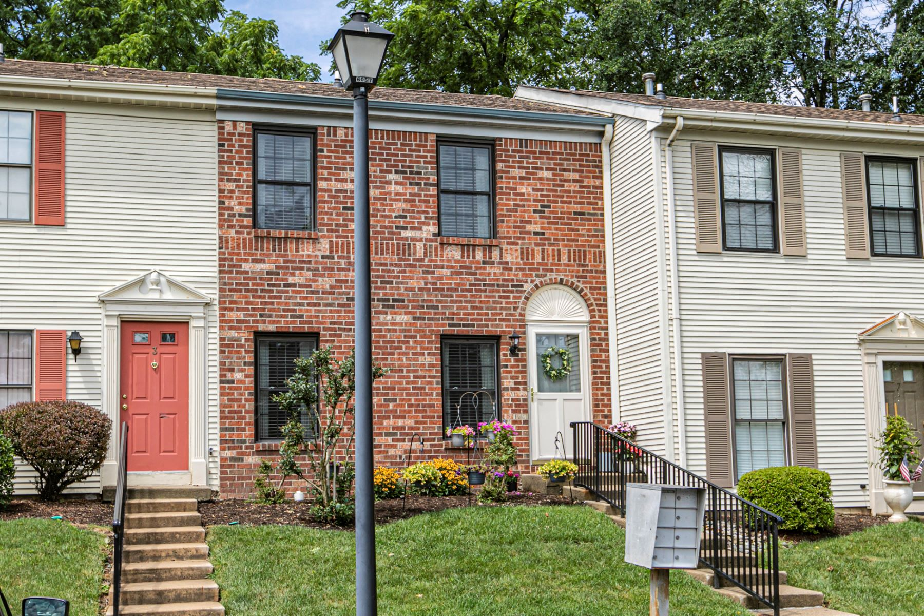 townhouses for Sale at Clean & Easy in a Super Convenient Community 5 Tompkins Place, Lawrenceville, New Jersey 08648 United States