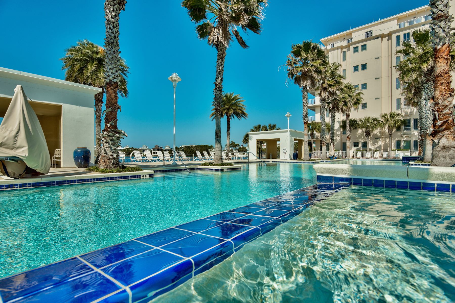 condominiums for Sale at Carillon Beach Condo with Large Patio and Full Kitchen 111 Carillon Market Street 302 Panama City Beach, Florida 32413 United States