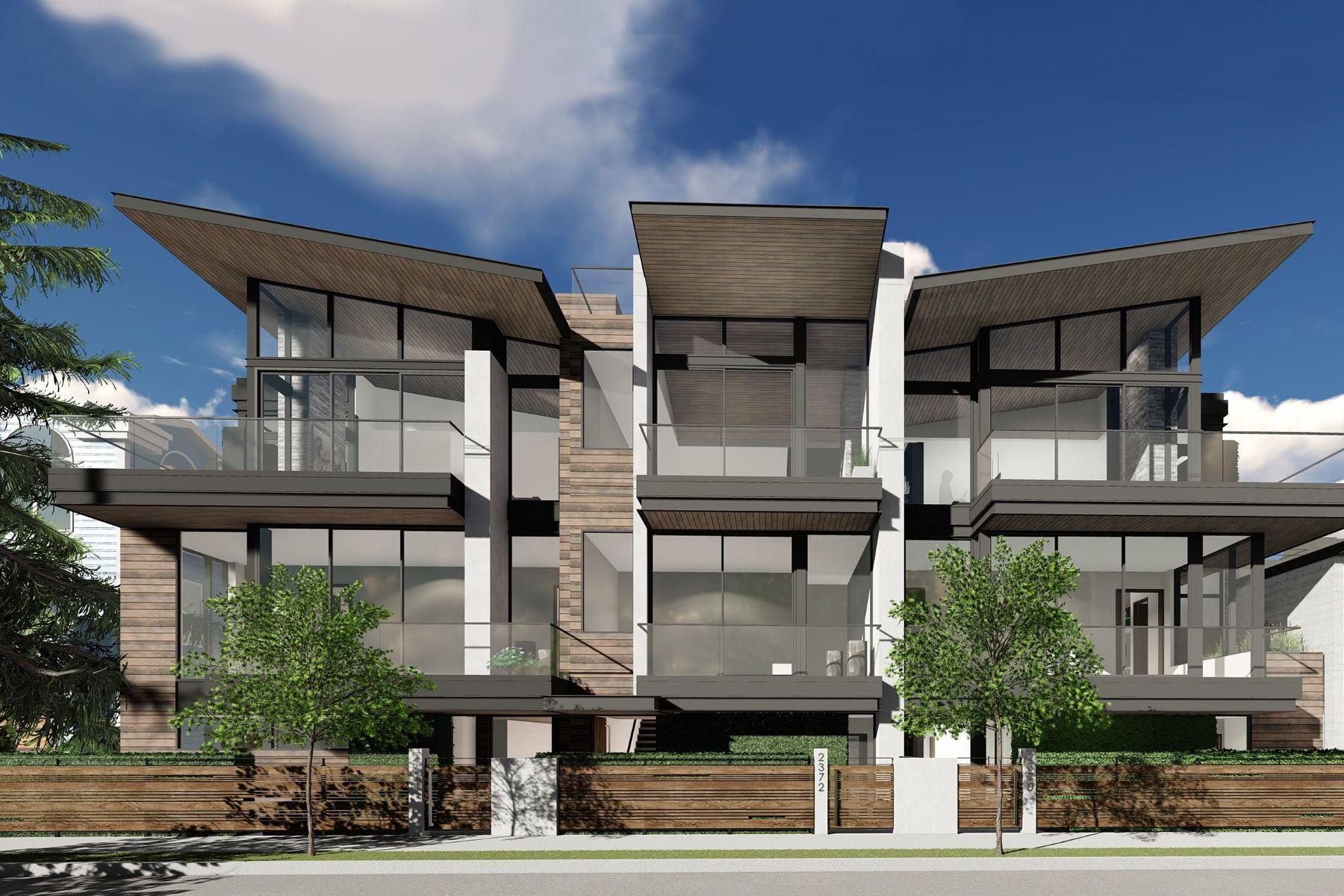 Single Family Homes for Sale at 2370 Fairview Ave E Unit #2, Seattle, WA 98102 Seattle, Washington 98102 United States
