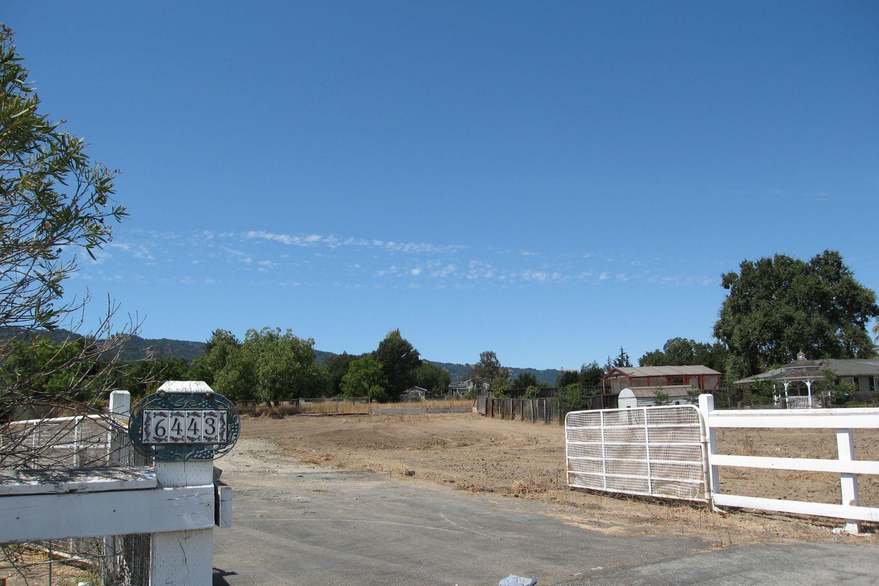 Land for Sale at 6443 Alisal Street, Pleasanton, CA 94566 6443 Alisal Street Pleasanton, California 94566 United States