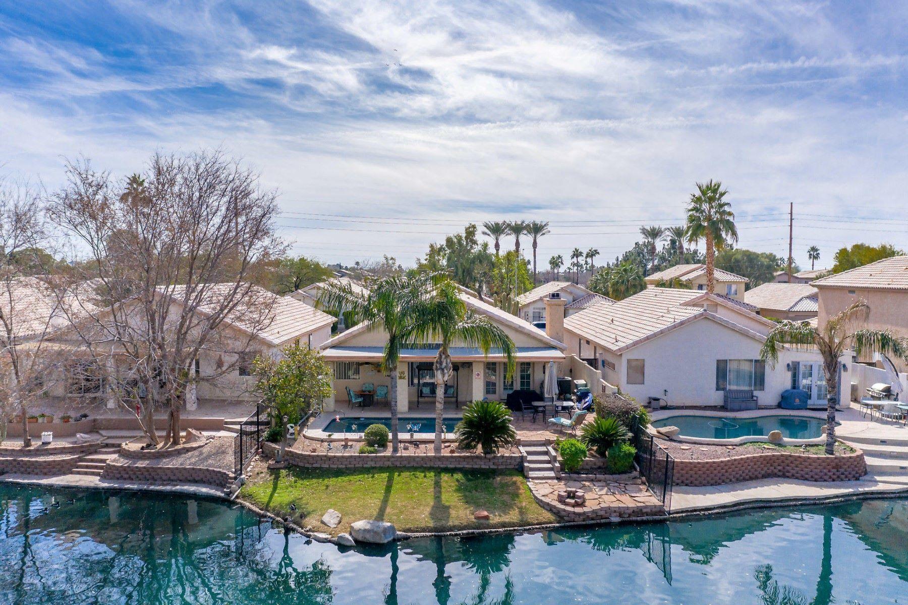 Single Family Homes για την Πώληση στο The Springs 1410 E CINDY ST, Chandler, Αριζονα 85225 Ηνωμένες Πολιτείες