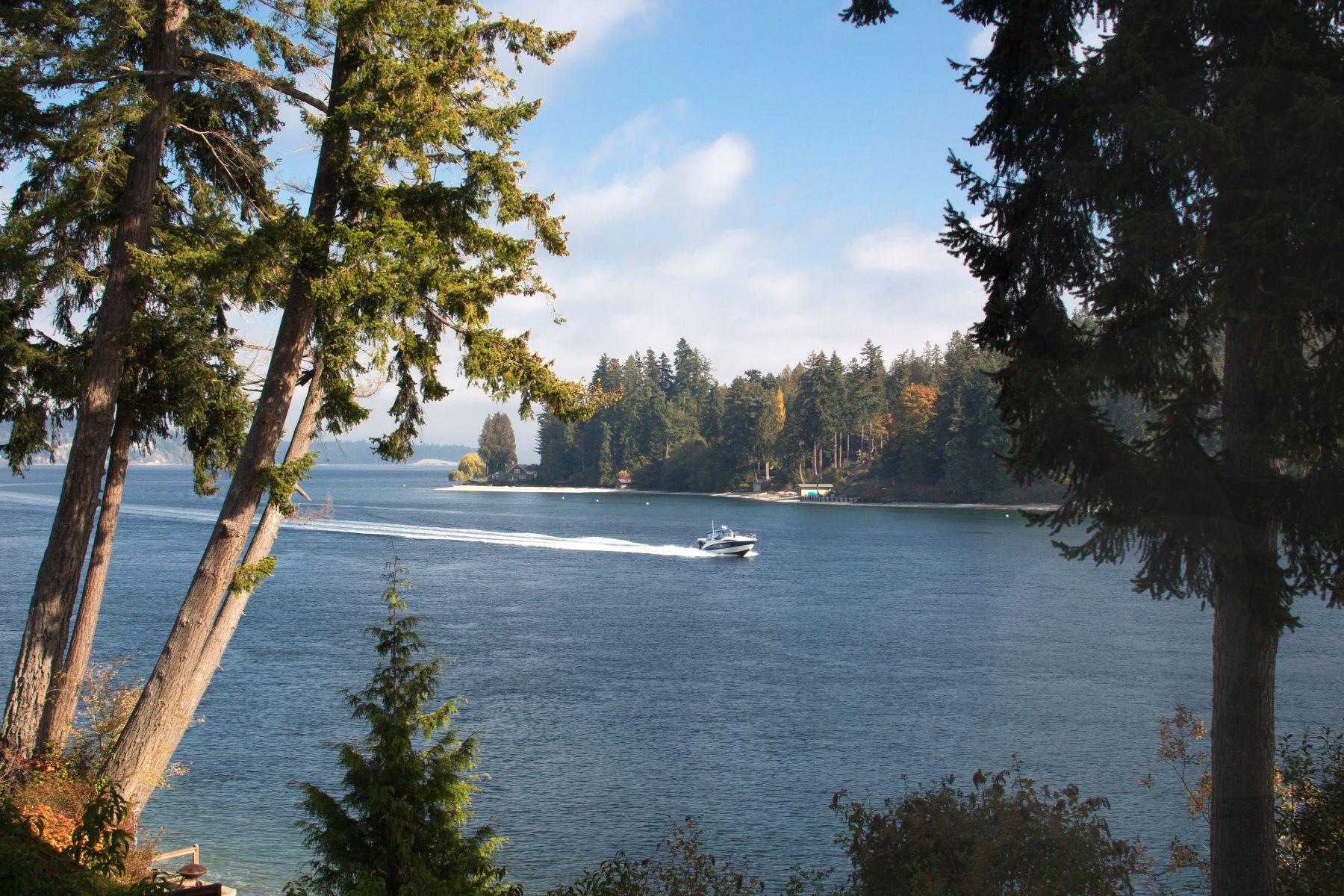 Single Family Homes for Sale at 16964 Angeline Avenue S NE, Suquamish, WA 98110 16964 Angeline Avenue South NE Suquamish, Washington 98110 United States