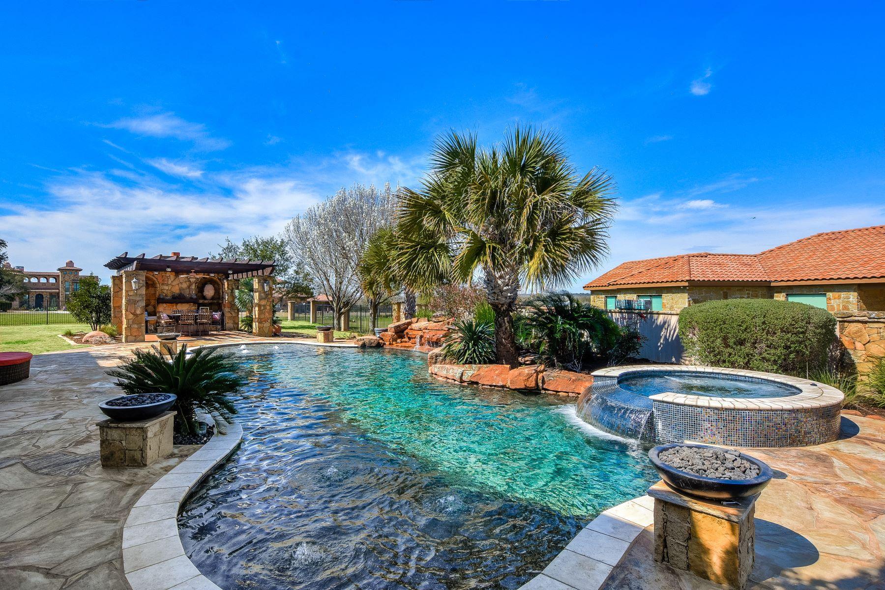 Single Family Homes 为 销售 在 200 Rosespring, Georgetown, TX 78628 乔治城, 得克萨斯州 78628 美国