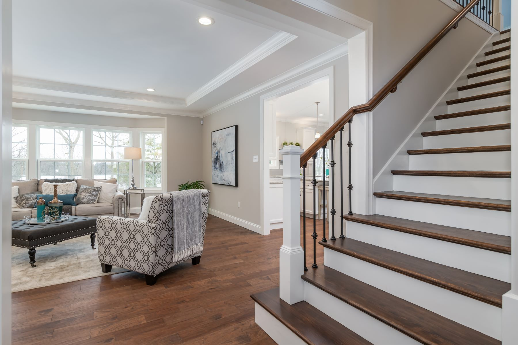 Additional photo for property listing at Gorgeous Two Story-New Construction 1433 Craig Road St. Louis, Missouri 63146 United States