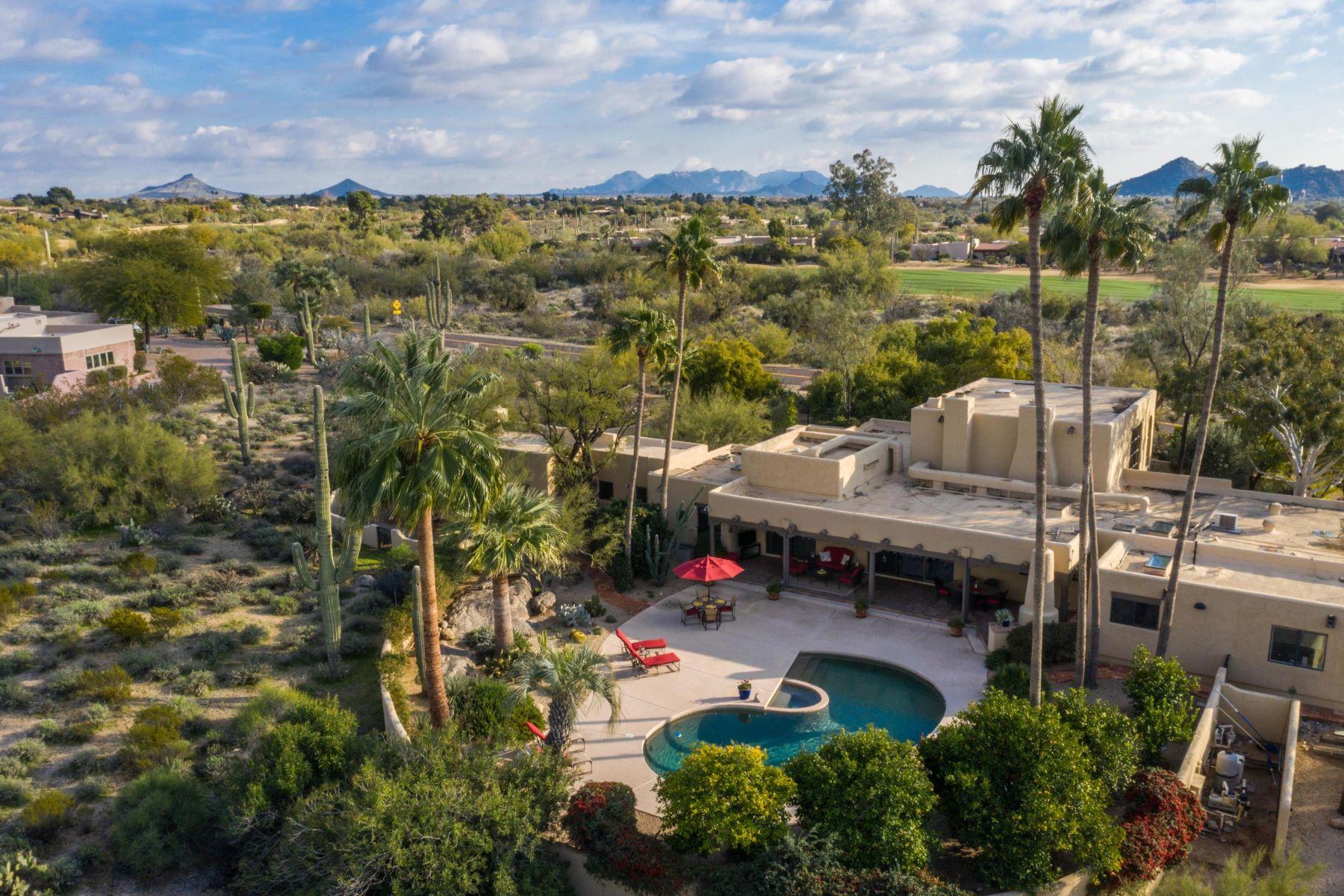 Single Family Homes for Active at Carefree Arizona 7446 E Stagecoach Pass RD Carefree, Arizona 85377 United States