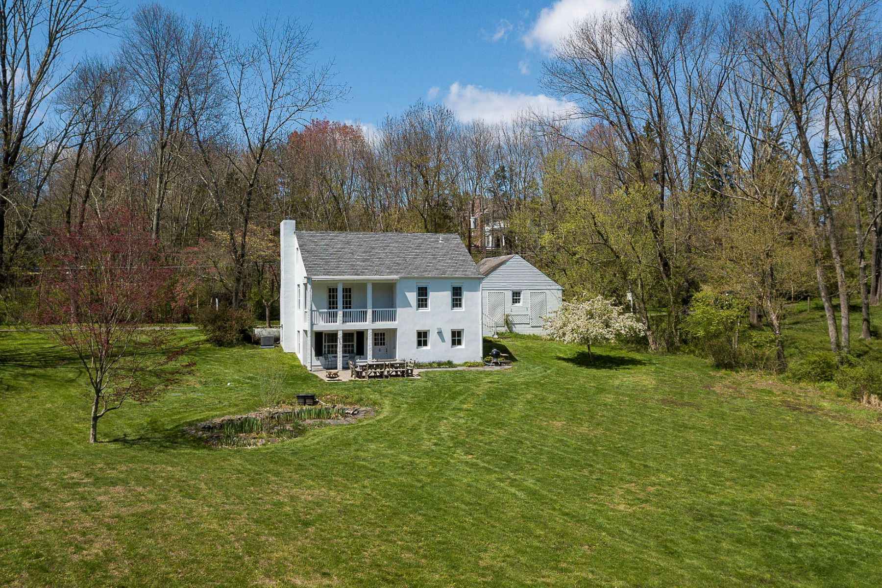 Single Family Homes for Sale at Pretty as a Storybook Picture 262 Carter Road, Princeton, New Jersey 08540 United States