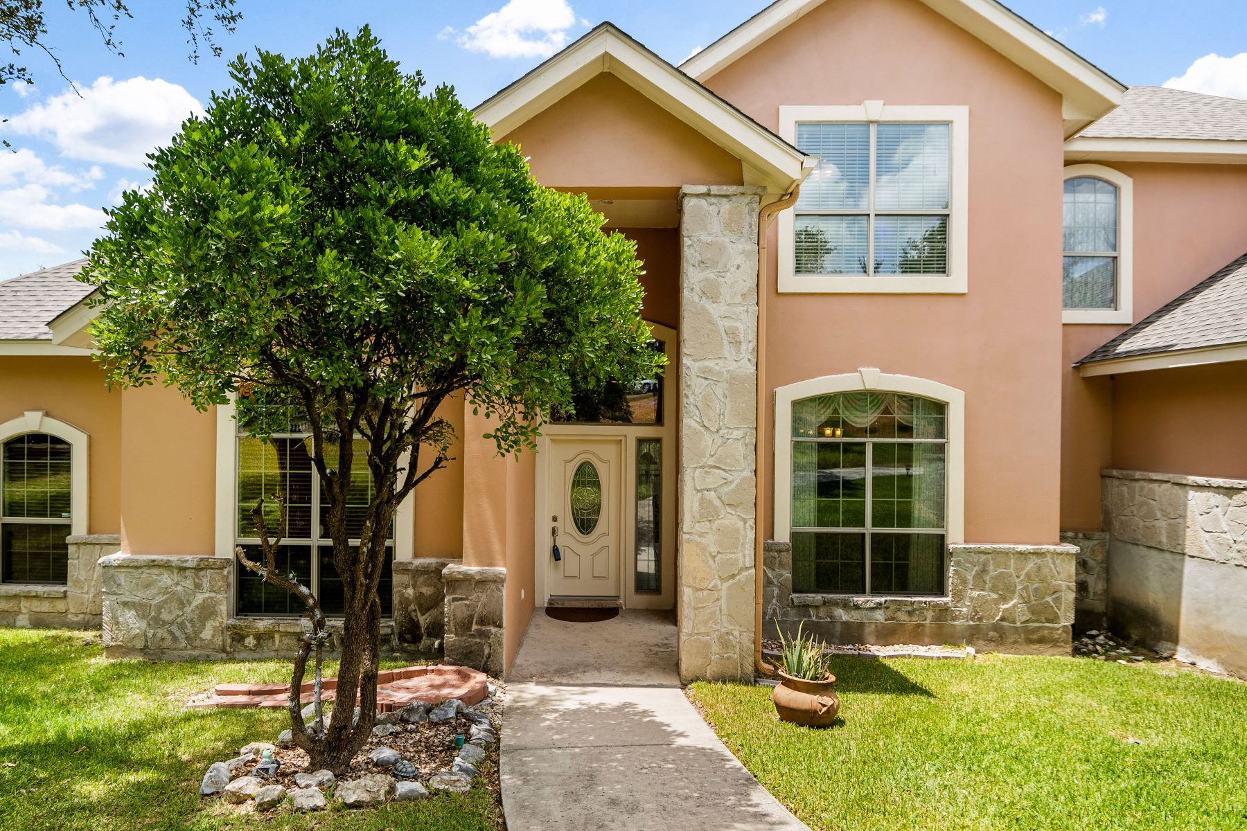 Single Family Homes for Sale at 9819 Cash Mountain Road, Helotes, TX 78023 9819 Cash Mountain Road Helotes, Texas 78023 United States