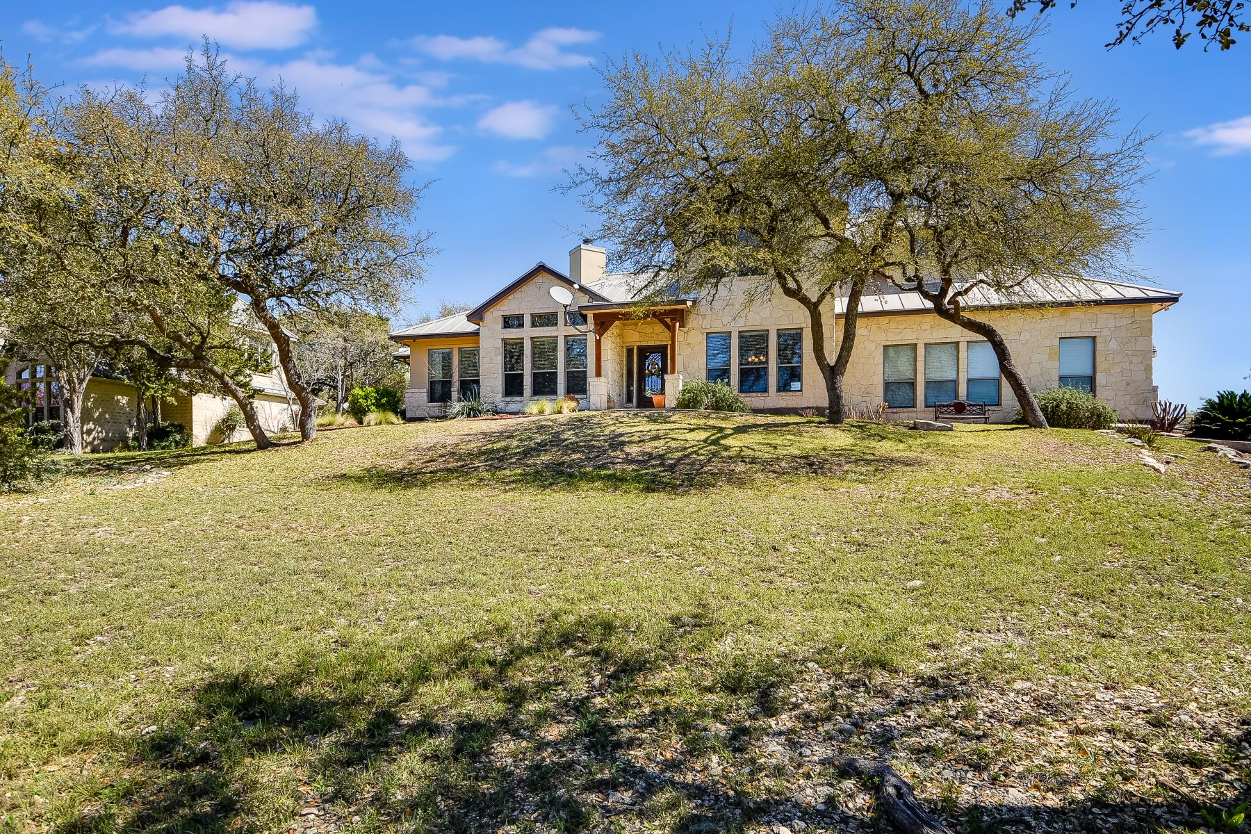 Single Family Home for Sale at Texas Hill Country Home Shepherd's Crook Helotes, Texas 78023 United States